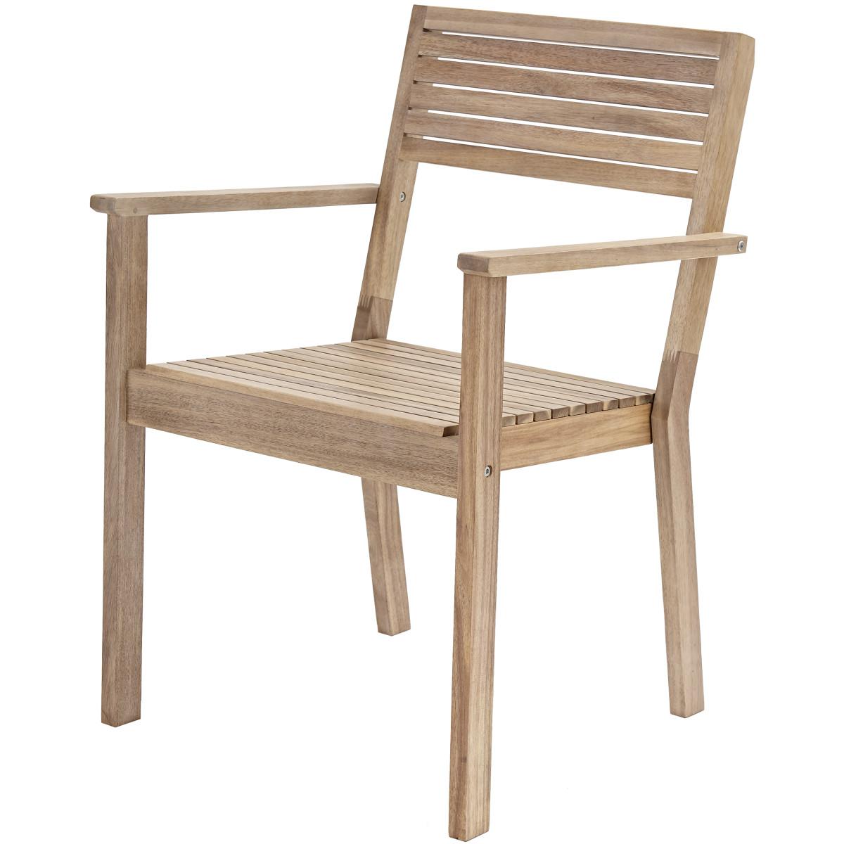 Кресло садовое Naterial Fix акация