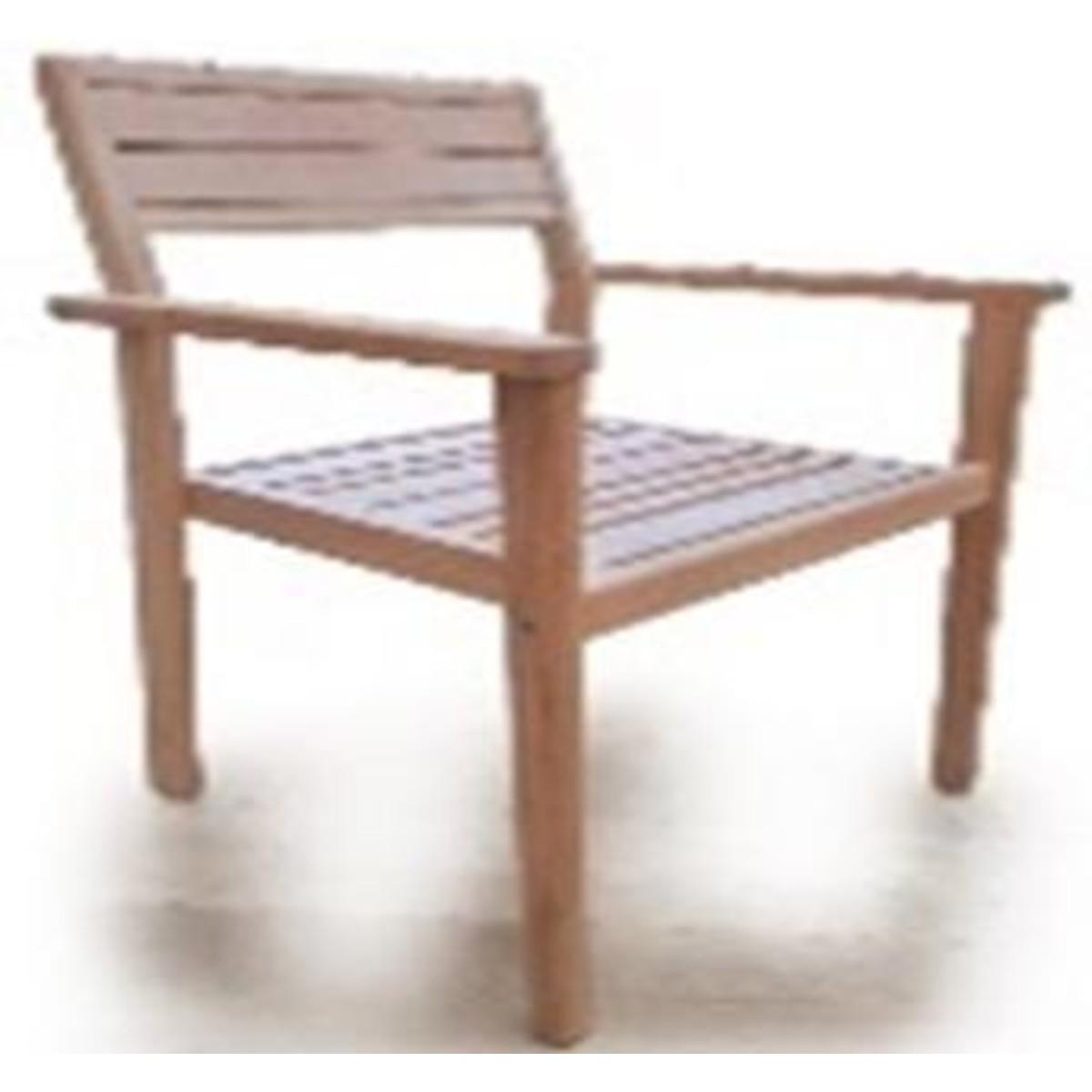 Кресло садовое Naterial Ribiera тик