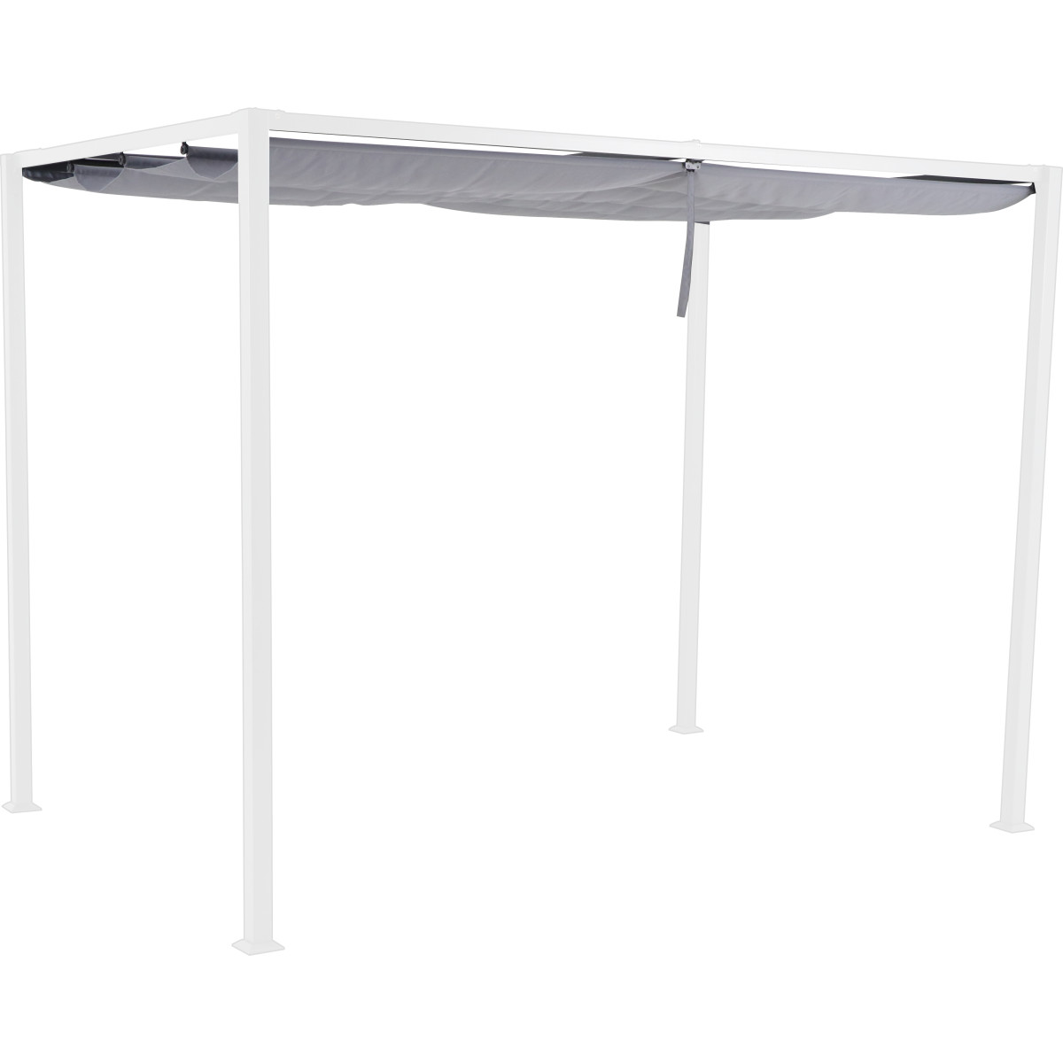 Навес для перголы Horali 2x3 м цвет серый