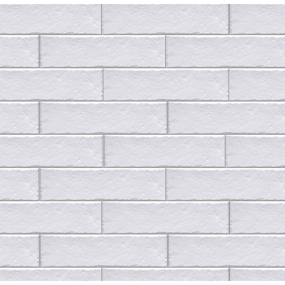 Плитка фасадная Foggia Bianco 0.6 м²