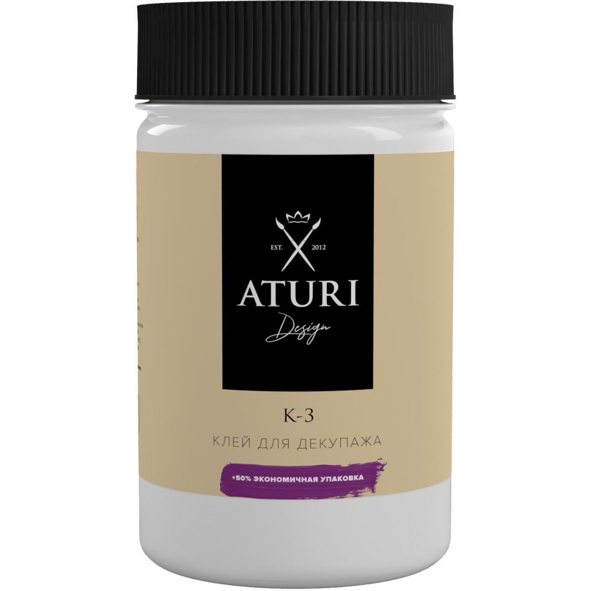 Клей для декупажа Aturi Design K-3 250 г