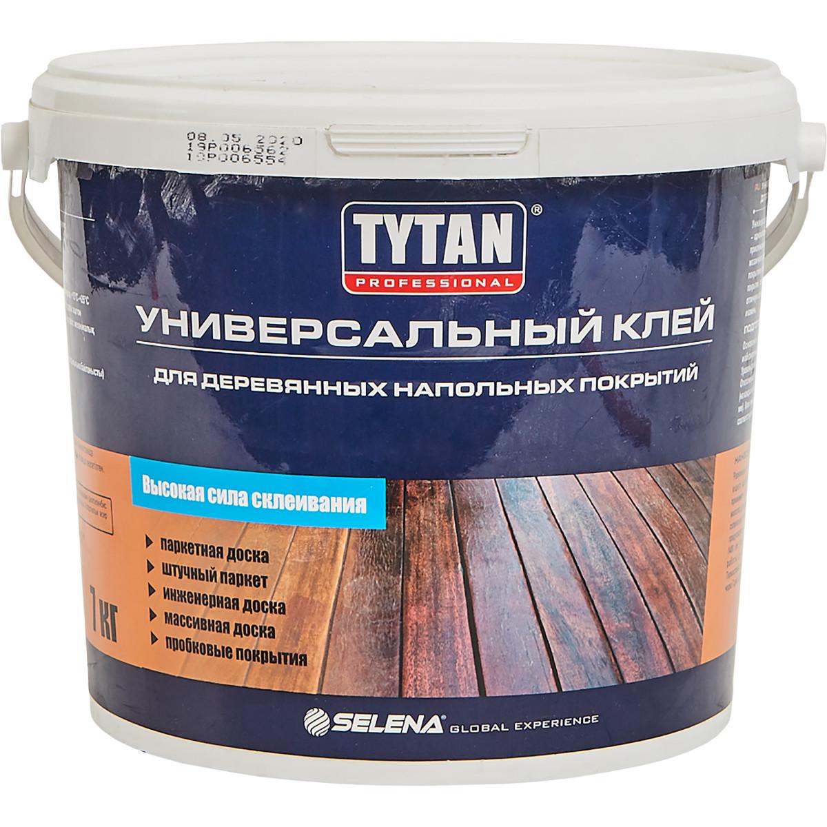 Клей Tytan Professional для всех видов паркета 7 кг