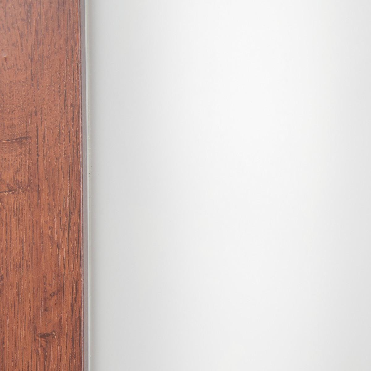 Дверь Межкомнатная Остеклённая Кантри 80x200 Пвх Цвет Дуб Сан-Томе С Фурнитурой