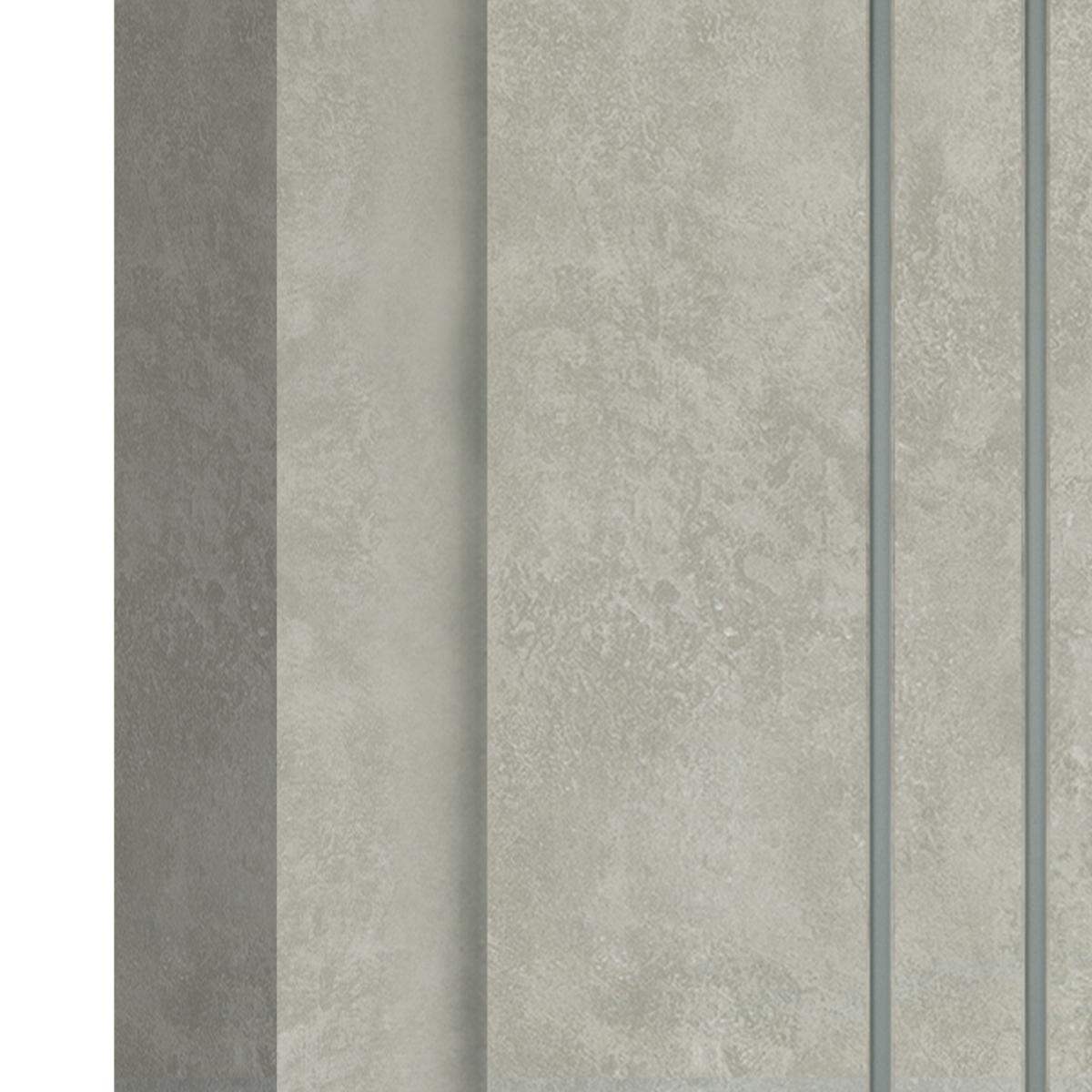 Дверь Межкомнатная Остеклённая «Сиэтл» 60x200 Пвх Цвет Лофт Светлый С Фурнитурой