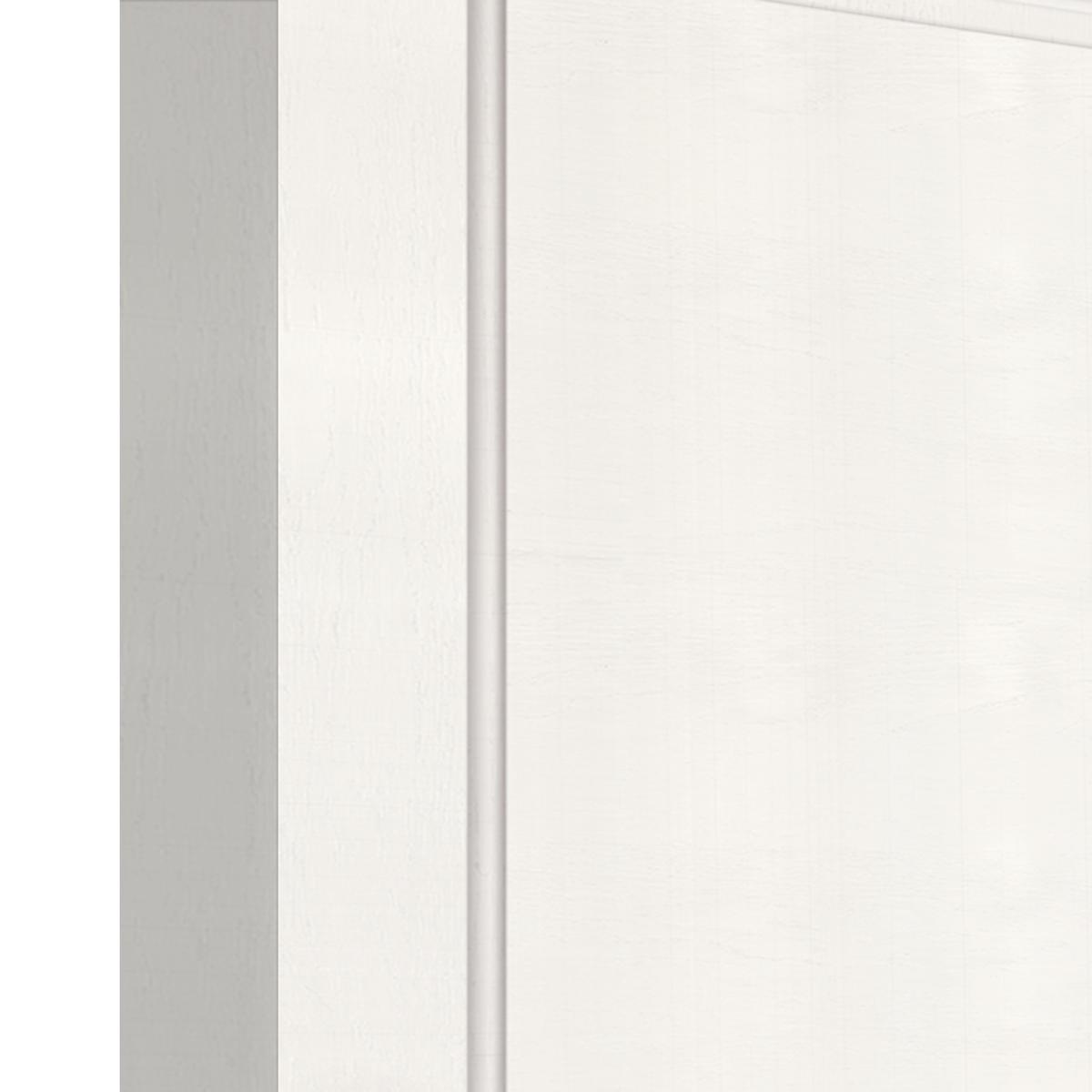 Дверь Межкомнатная Глухая «Летиция» 60x200 Пвх Цвет Дуб Пломбир С Фурнитурой