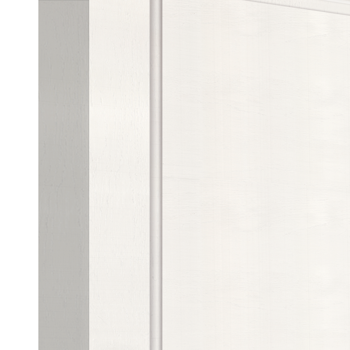 Дверь Межкомнатная Глухая «Летиция» 70x200 Пвх Цвет Дуб Пломбир С Фурнитурой