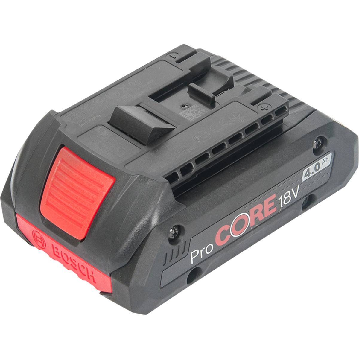 Аккумулятор Bosch Procore18V 18 В Li-ion 4 Ач