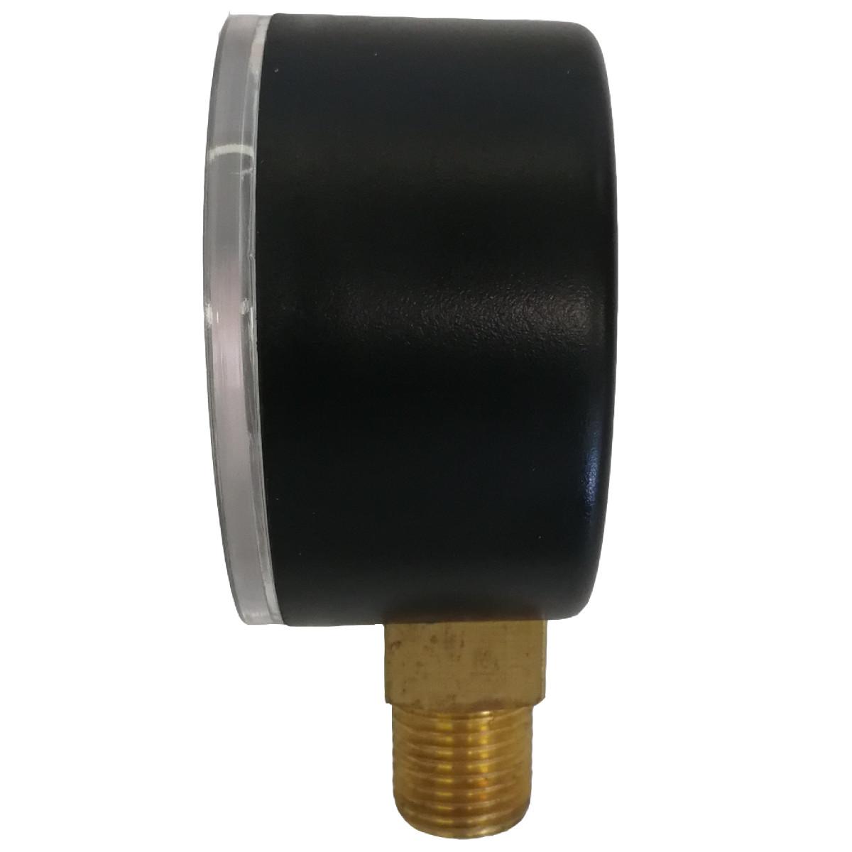 Манометр радиальный 1/4 0-10 бар для фильтров BWT Protector mini