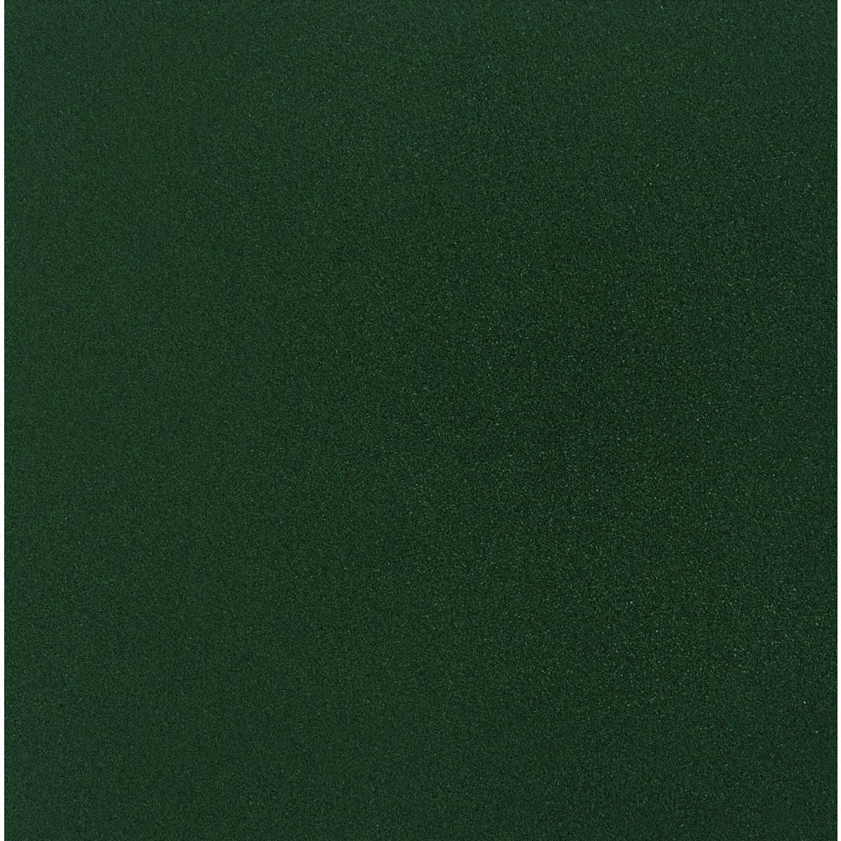 Плитка резиновая 500х500х16 зеленая