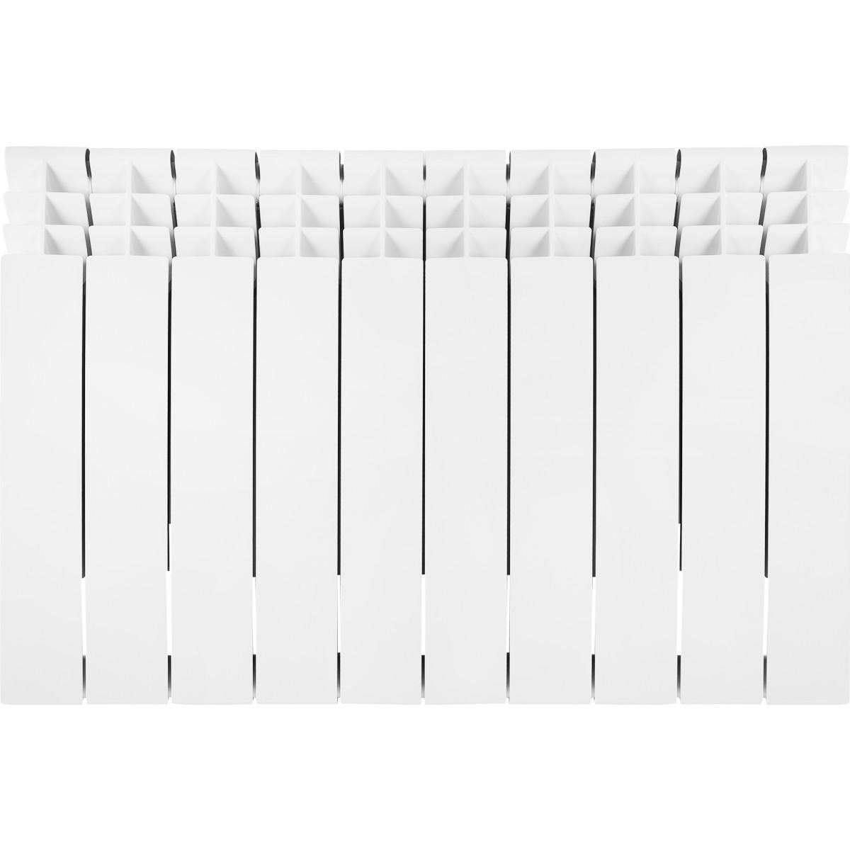 Радиатор биметаллический Rapid 87/500 10 секций