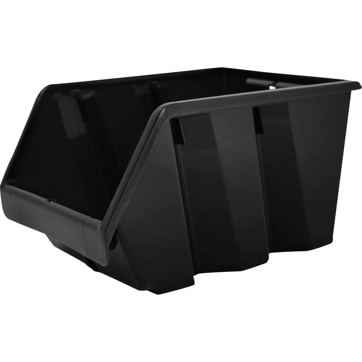 Лоток Volf 15.5х22.5х12.8 см пластик цвет чёрный