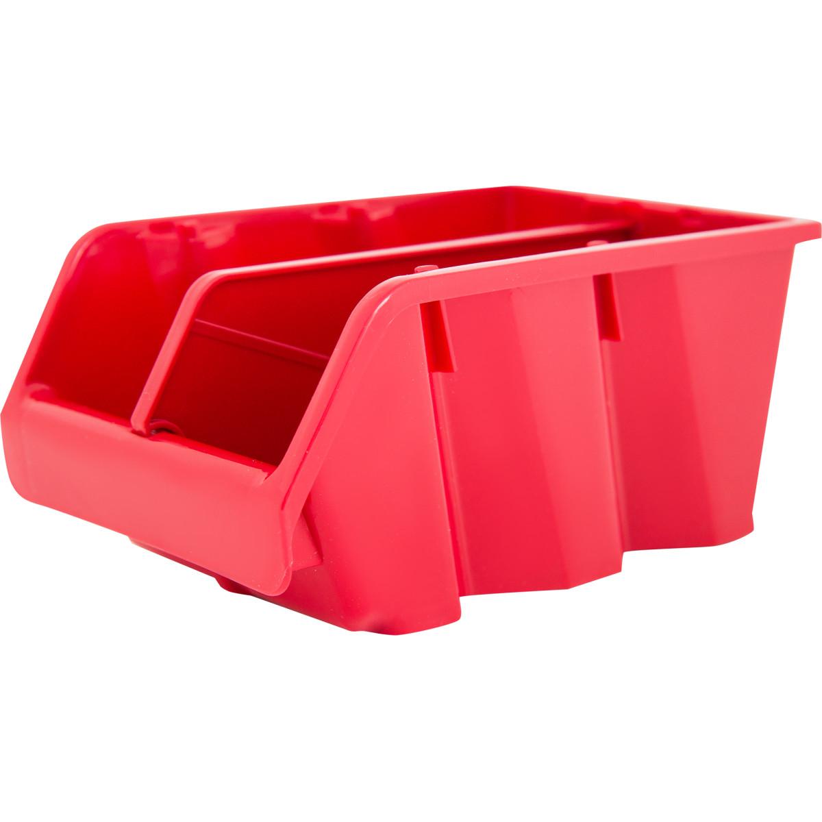 Лоток Volf 10.5х16.4х7.8 см пластик цвет красный