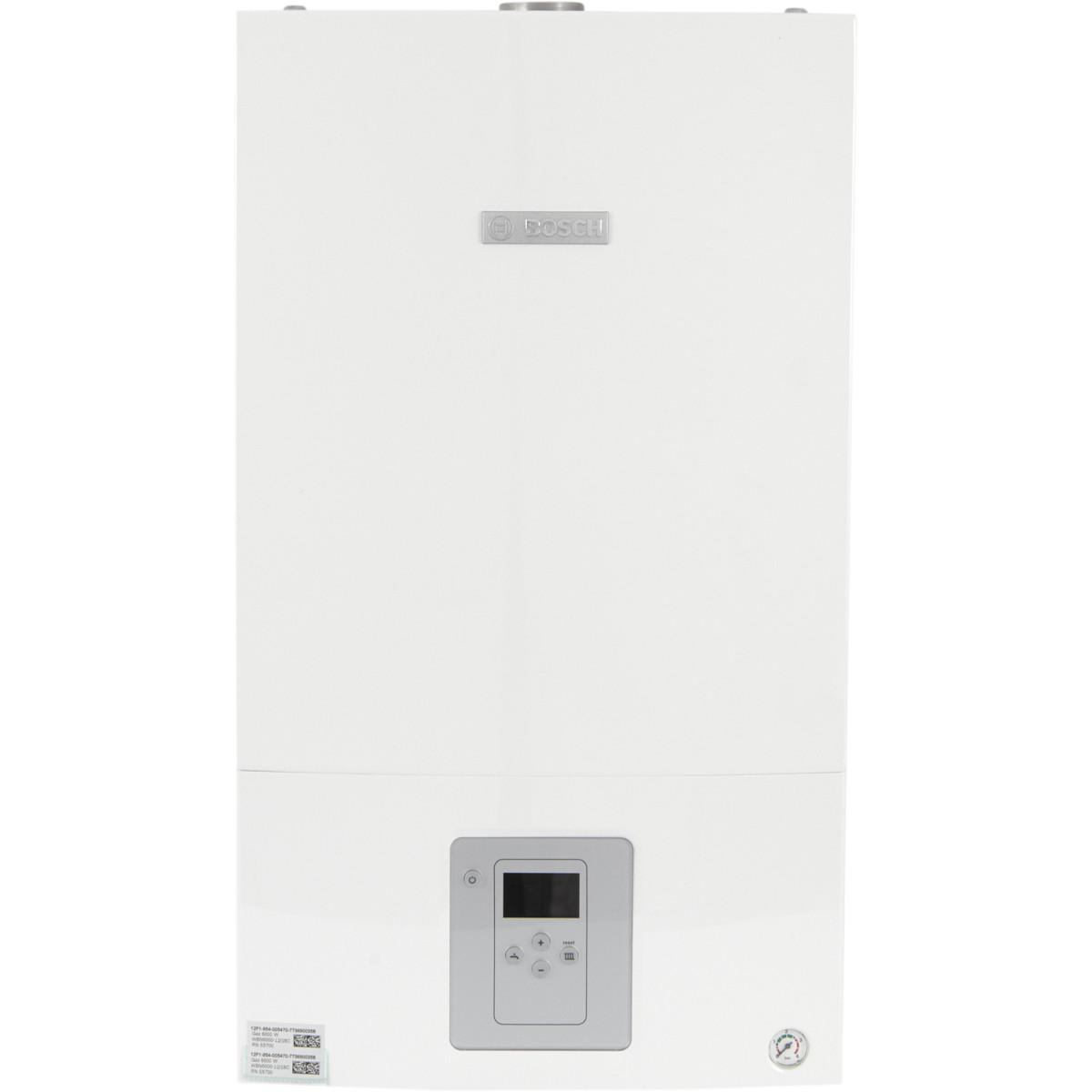 Котел газовый Bosch WBN6000-12С 12/18 кВт