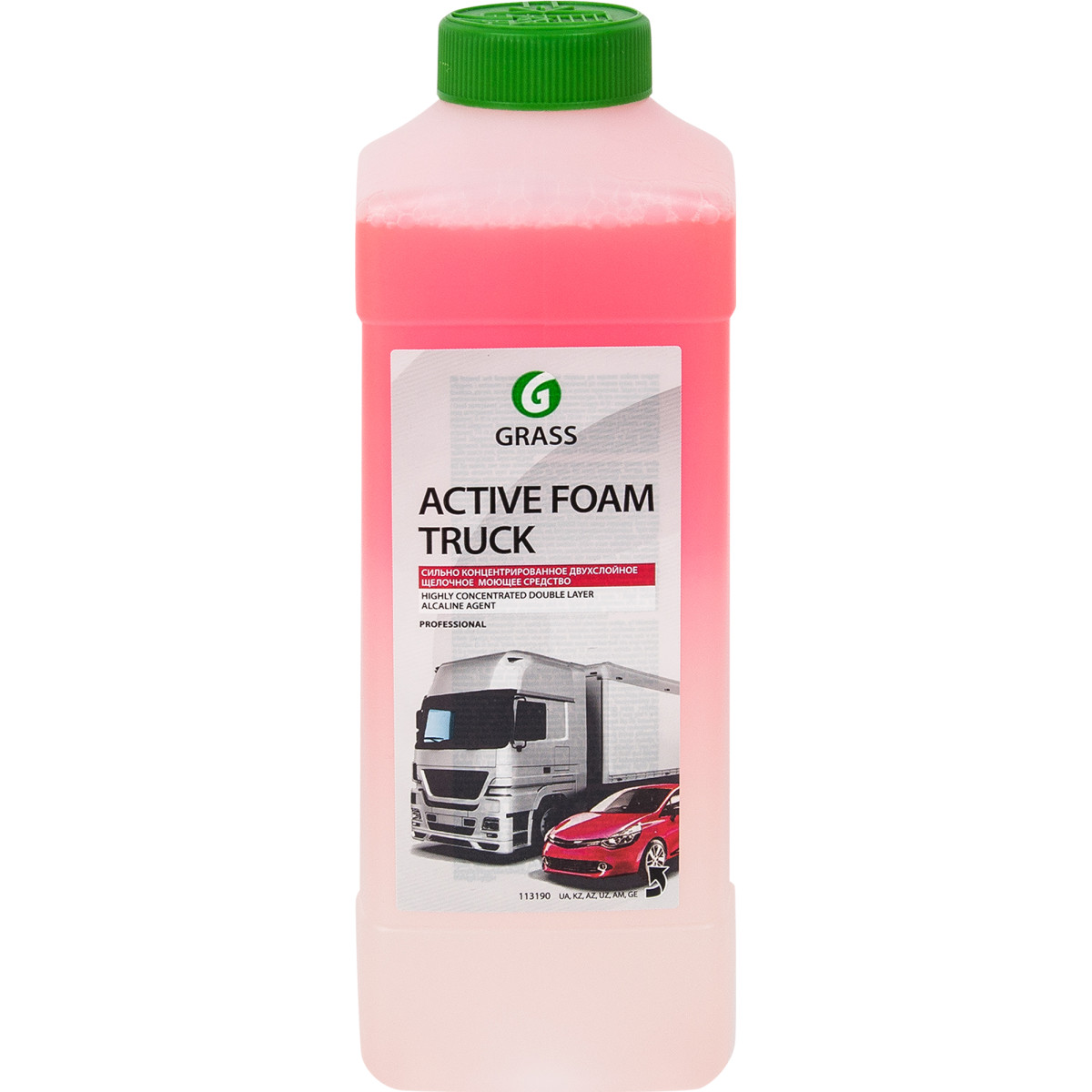 Активная пена Grass Active Foam Truck 1 л