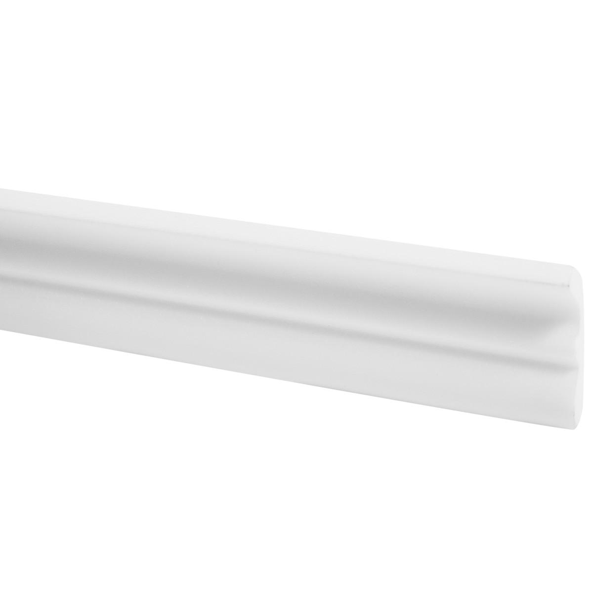 Плинтус потолочный Inspire С03/35 3.2х3.2х200 см цвет белый