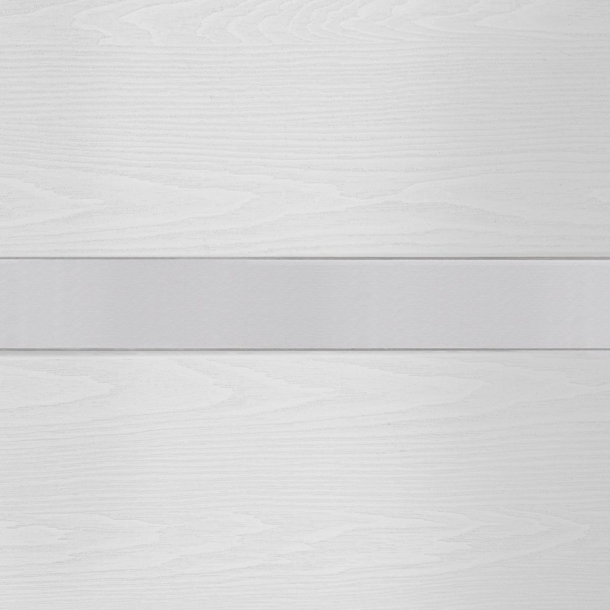 Дверь Межкомнатная Глухая С Замком В Комплекте Белиз 80x200 Пвх Цвет Дуб Белый