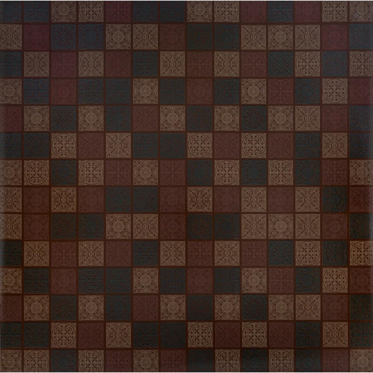 Керамогранит «Arabesque» 32.6x32.6 см 1.27 м² цвет коричневый
