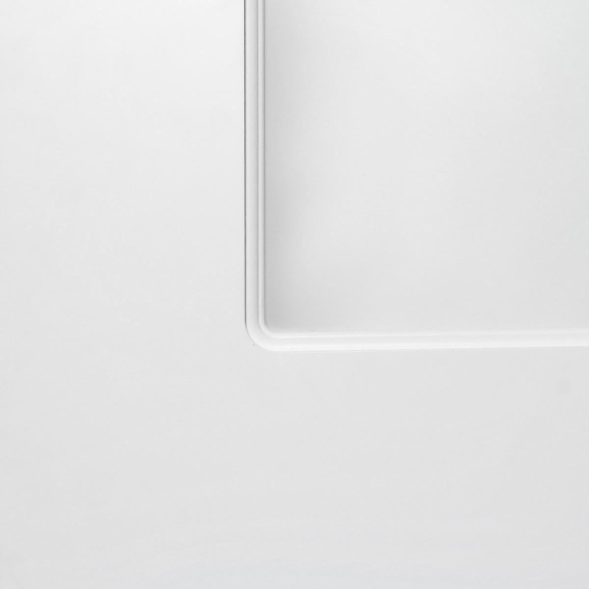 Дверь Межкомнатная Остеклённая Австралия 200x80 Эмаль Цвет Белый С Фурнитурой