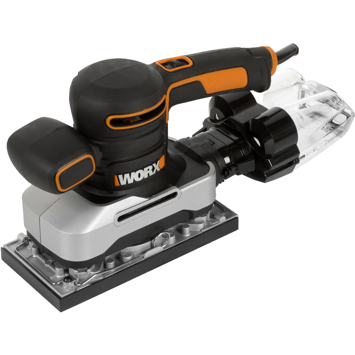 Вибрационная шлифмашина Worx WX642.1 270 Вт