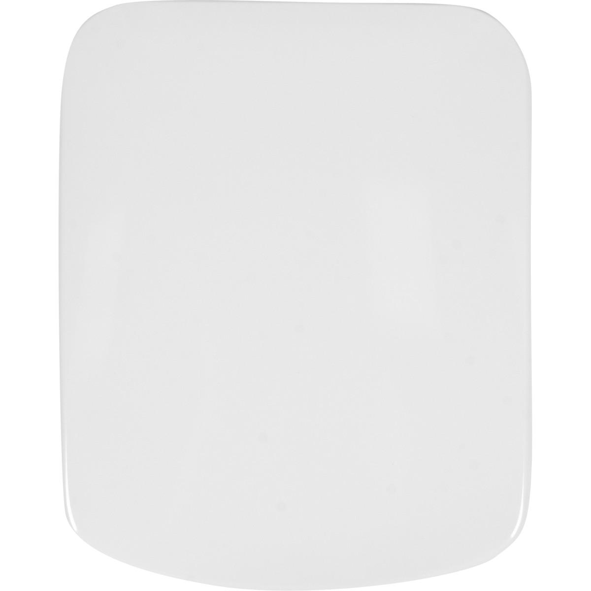 Сиденье для унитаза Geberit Selnova дюропласт микролифт цвет белый