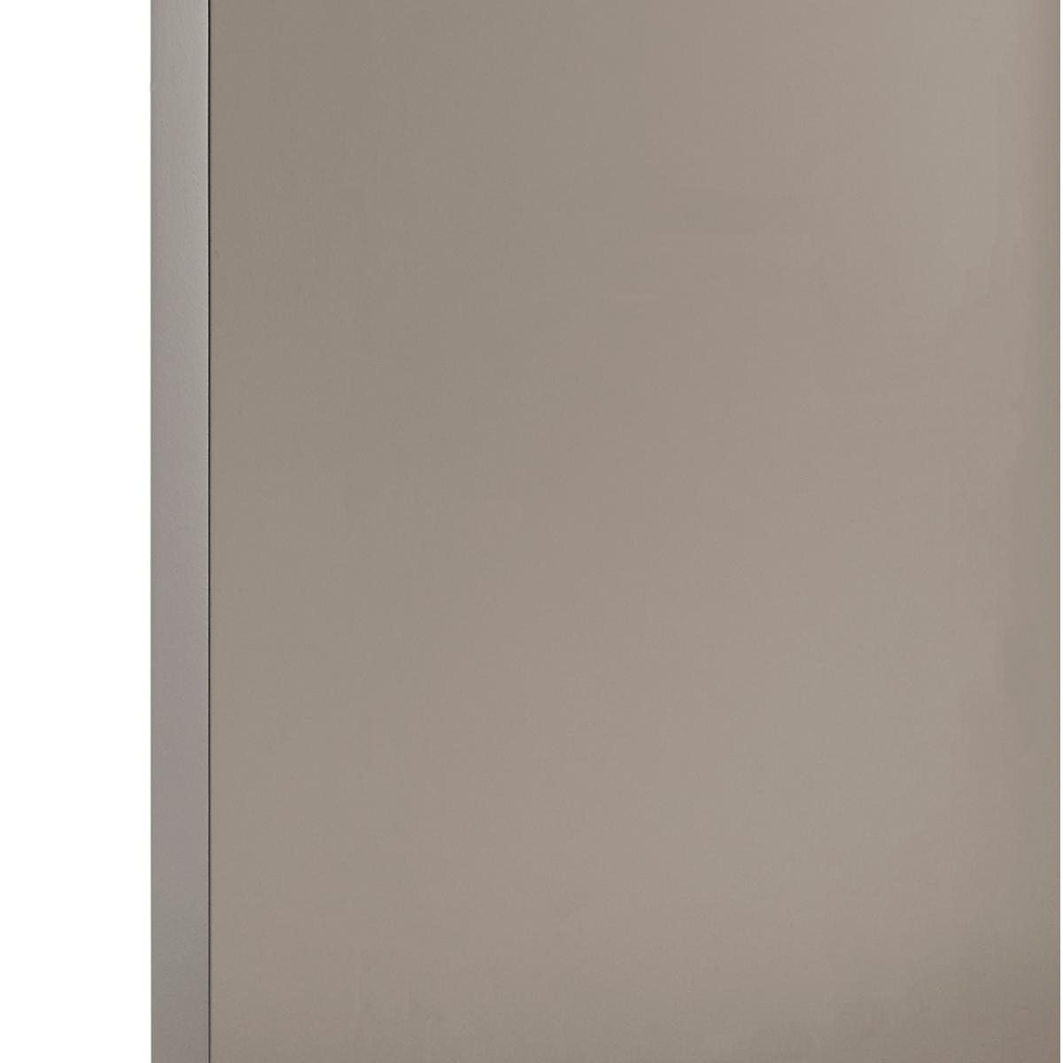 Дверь Межкомнатная Глухая С Замком В Комплекте 200x60 Эмаль Цвет Мускат