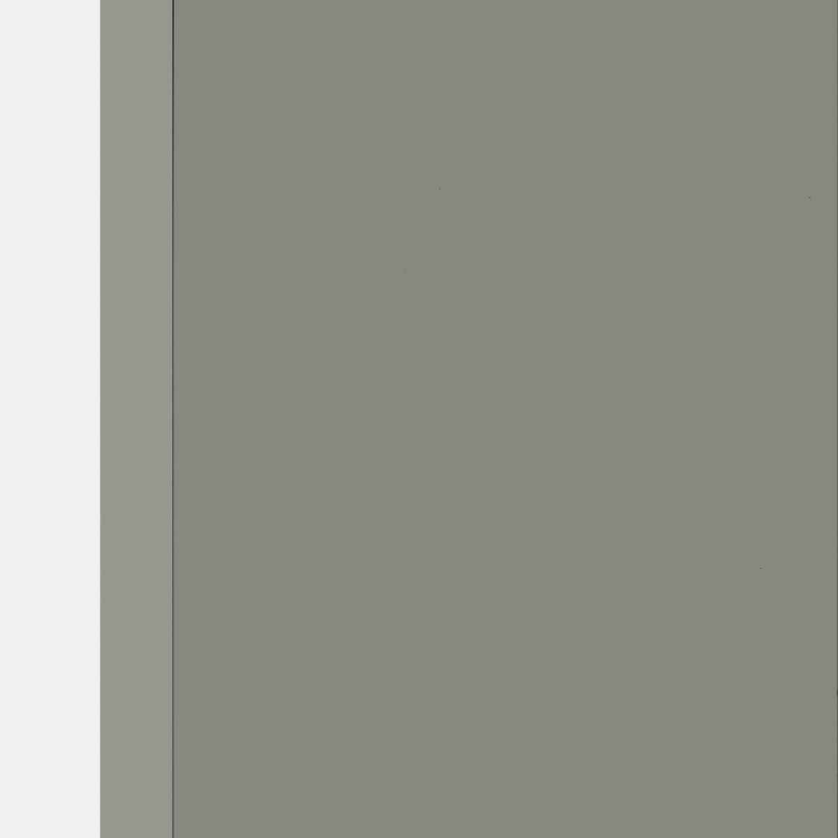 Дверь Межкомнатная Глухая С Замком В Комплекте 200x90 Эмаль Цвет Грей