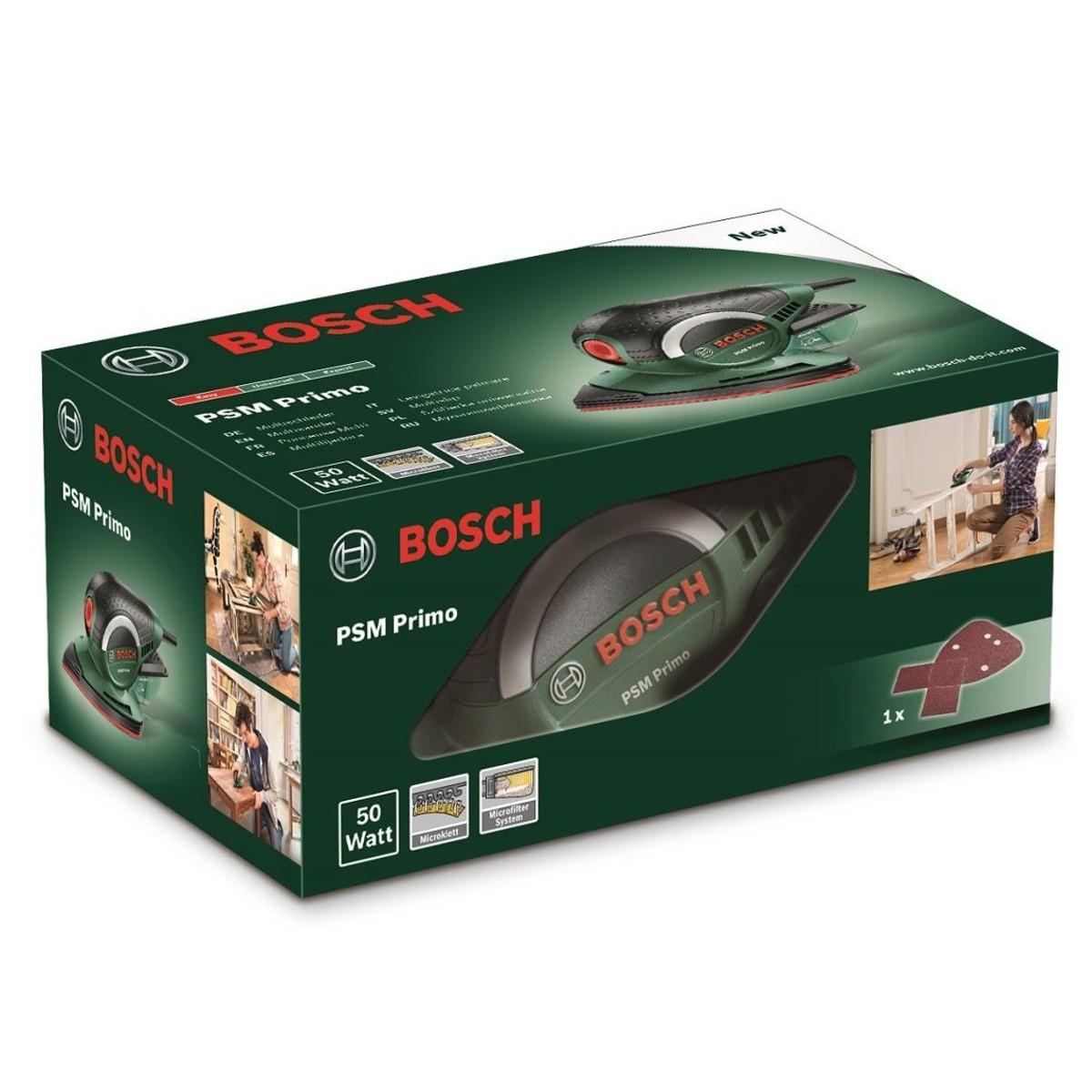 Дельташлифовальная Машина Bosch Psm Primo 50 Вт