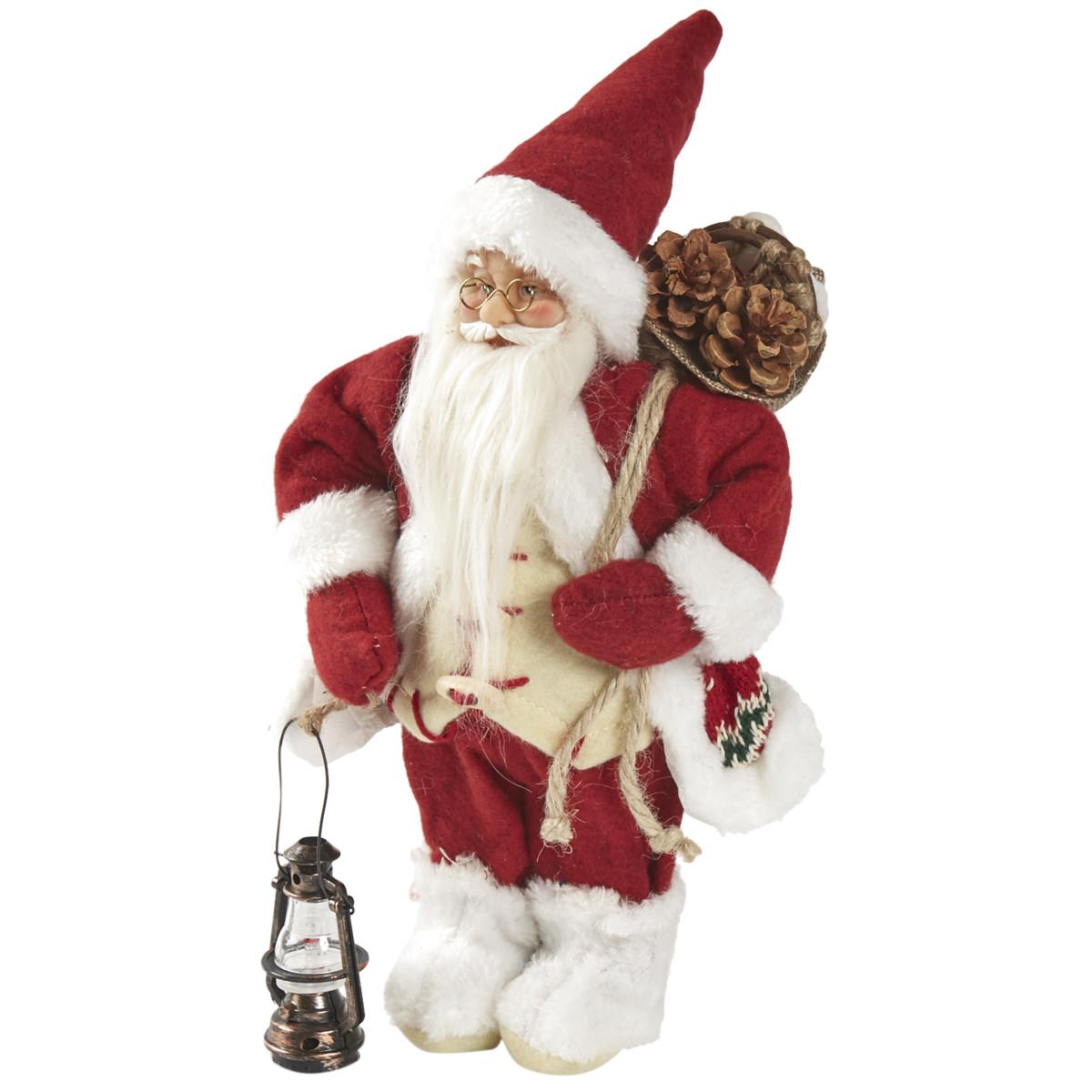 Декоративная фигура «Дед Мороз» 30 см