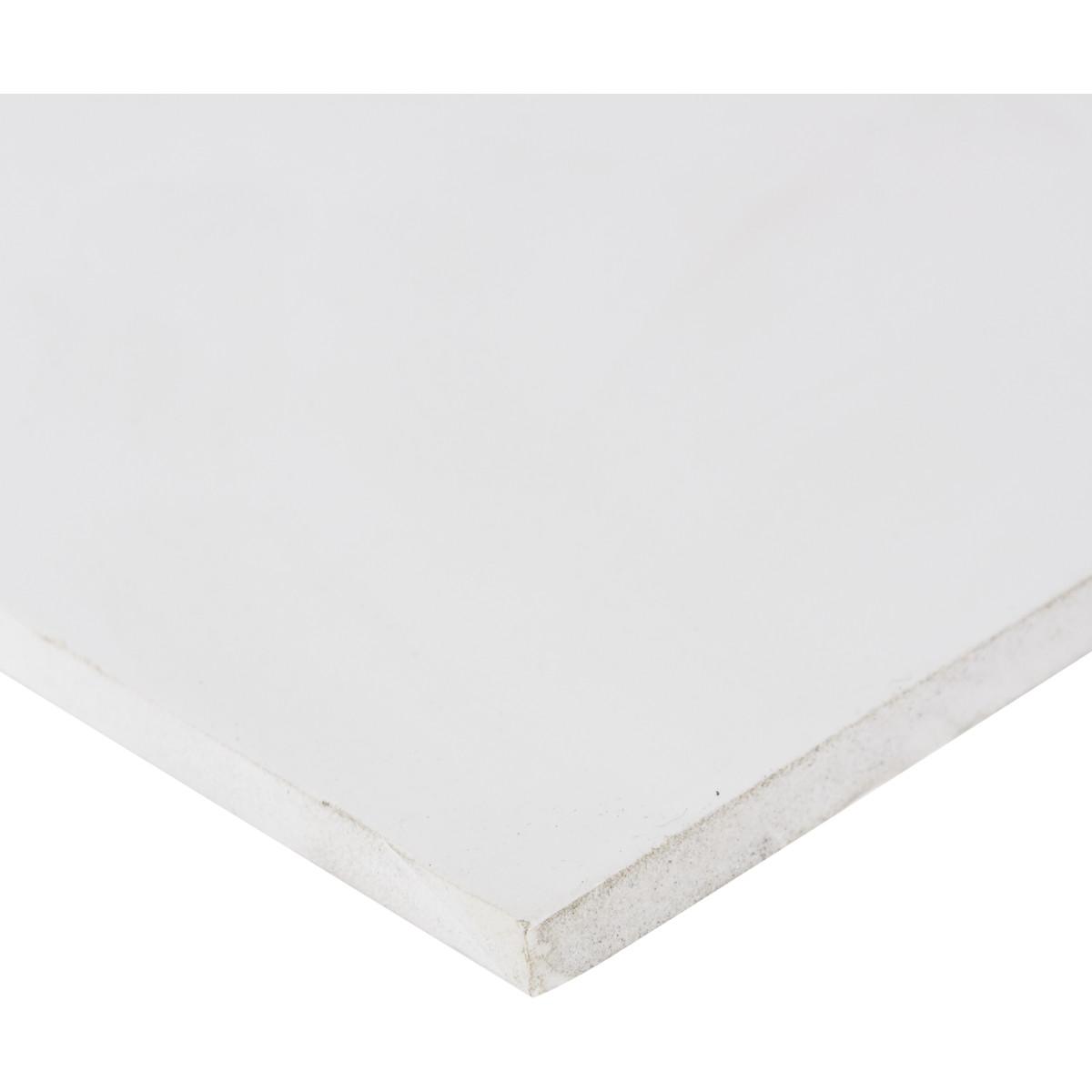 Вспененный ПВХ 6 мм 1500x500 мм белый 0.75 м²