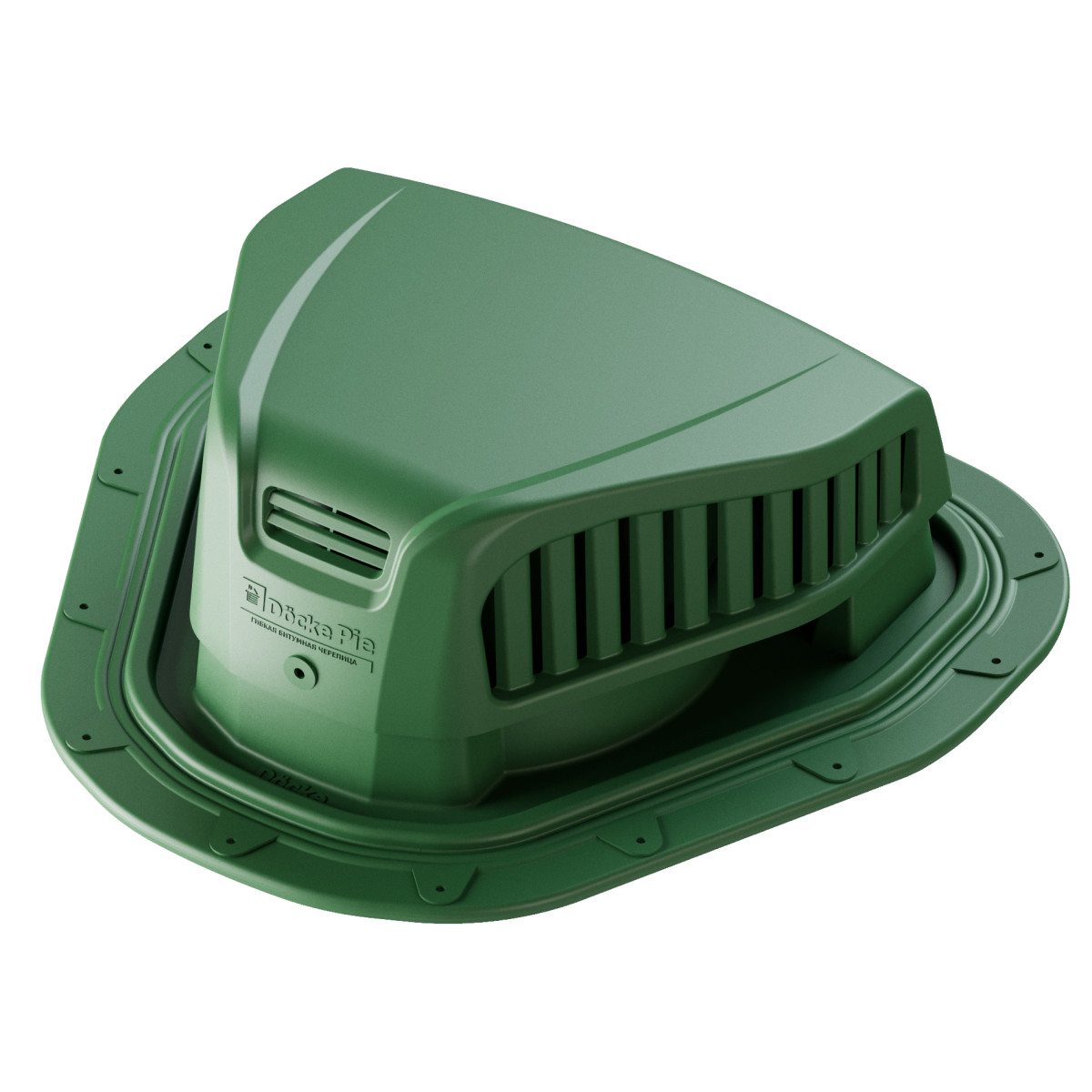Аэратор точечный с уплотнителем цвет зелёный