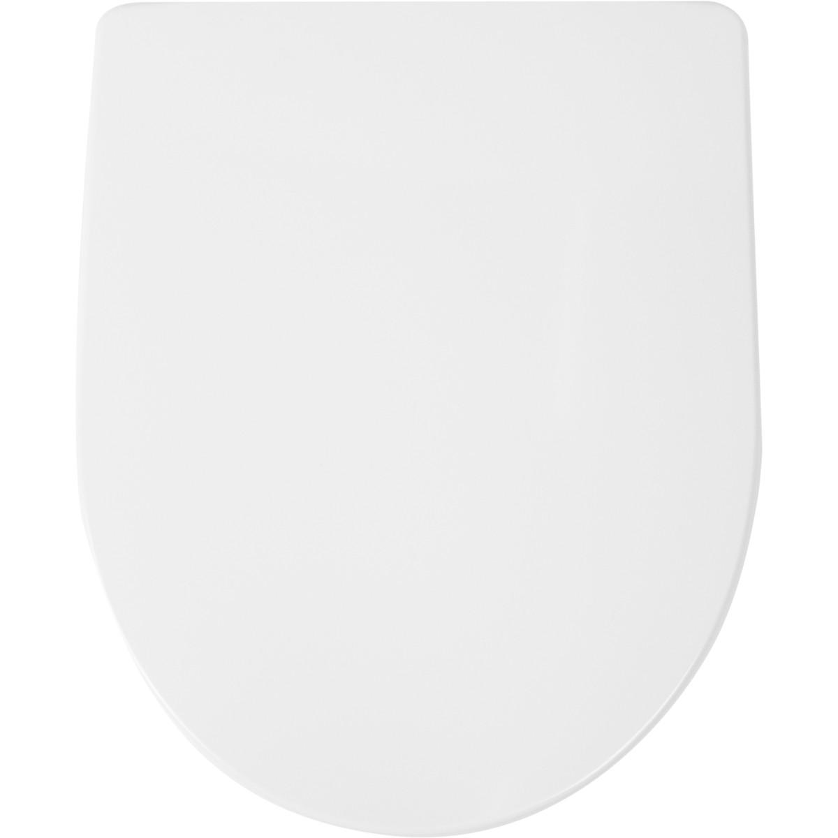 Сиденье для унитаза Geberit Icon дюропласт цвет белый