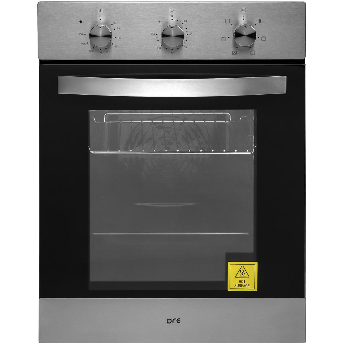 Духовой шкаф электрический ORE VS45 45x59x56.5 см нержавеющая сталь