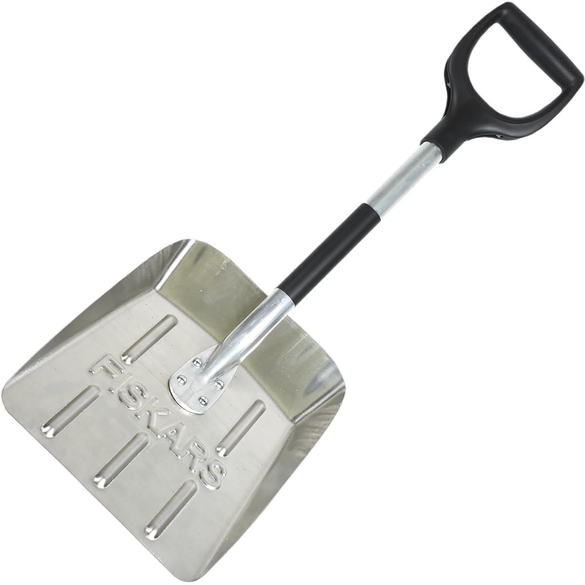 Лопата автомобильная для уборки снега FISKARS алюминий