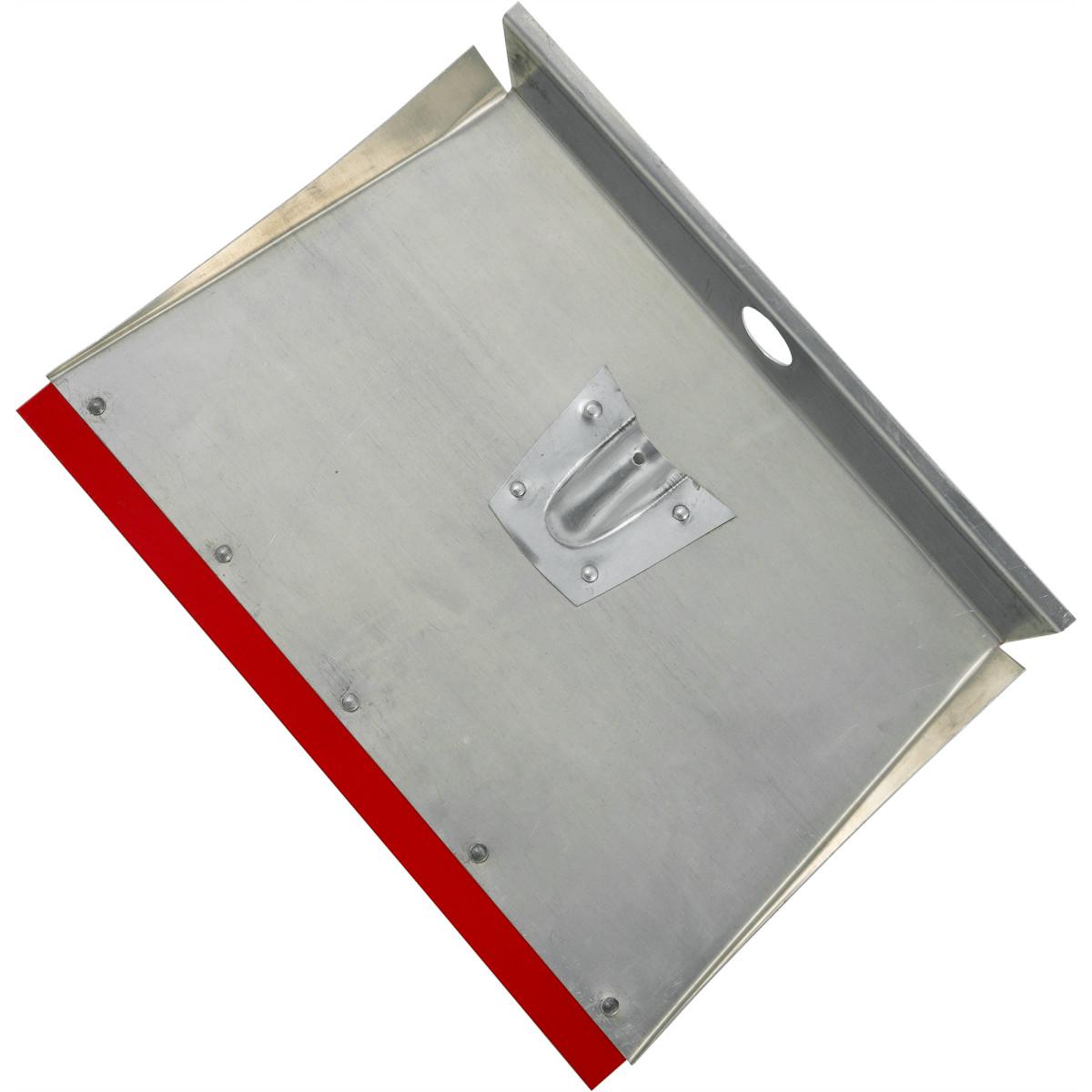 Лопата для уборки снега Alum Pro алюминий без черенка
