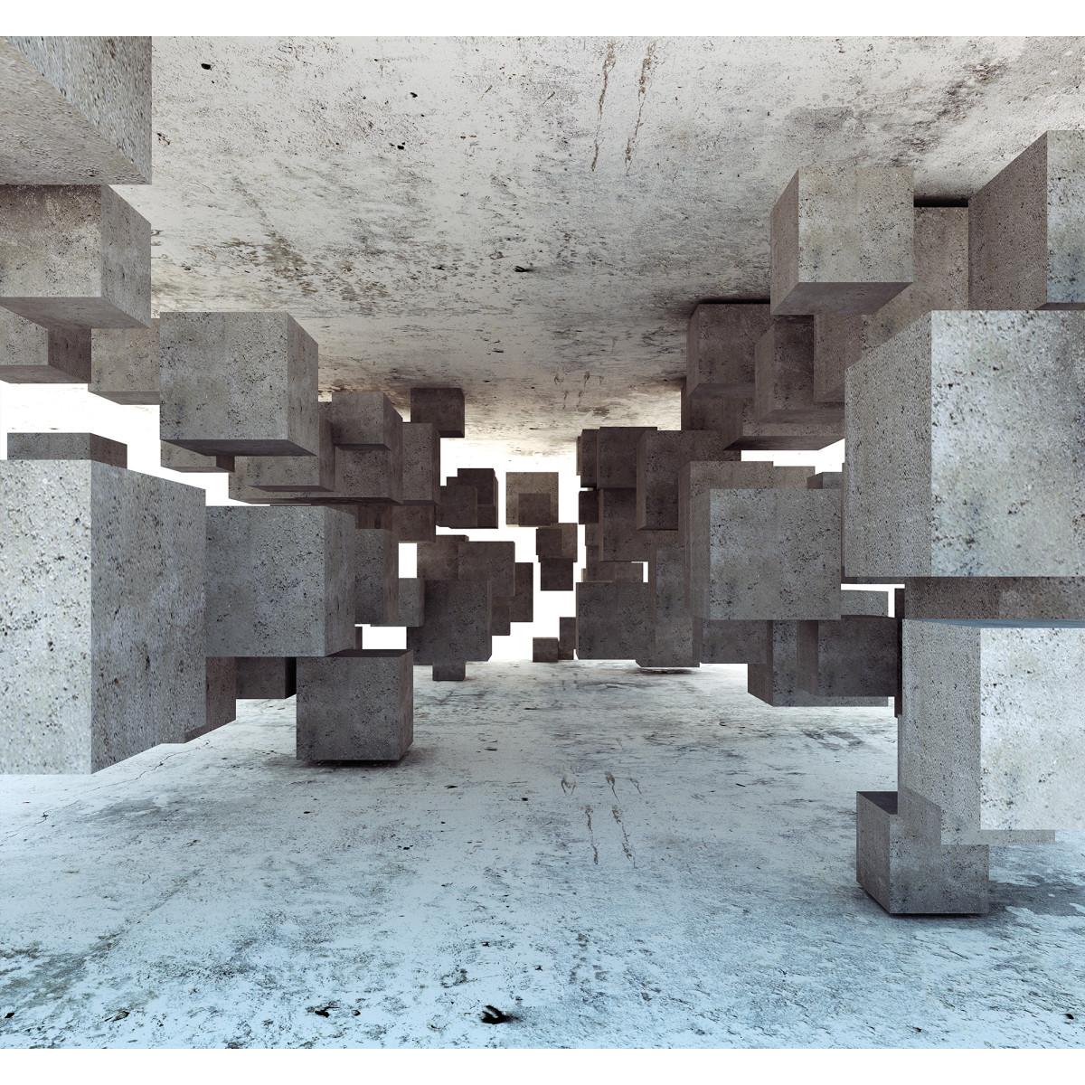 Фотообои 3D Flizart «Пространство» флизелиновые 300x280 см