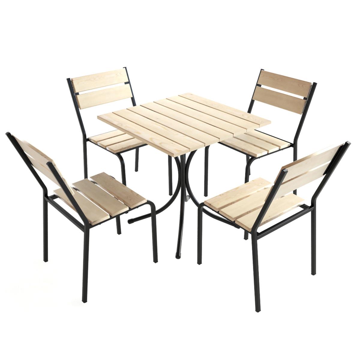 Набор садовой мебели Friends