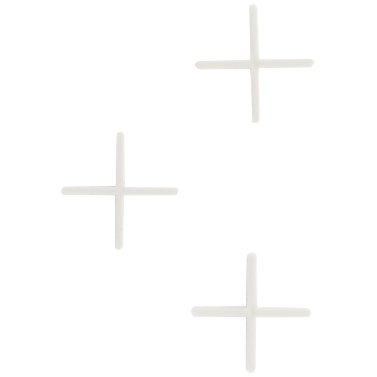 Крестики для кафельной плитки 1.5 мм 200 шт.