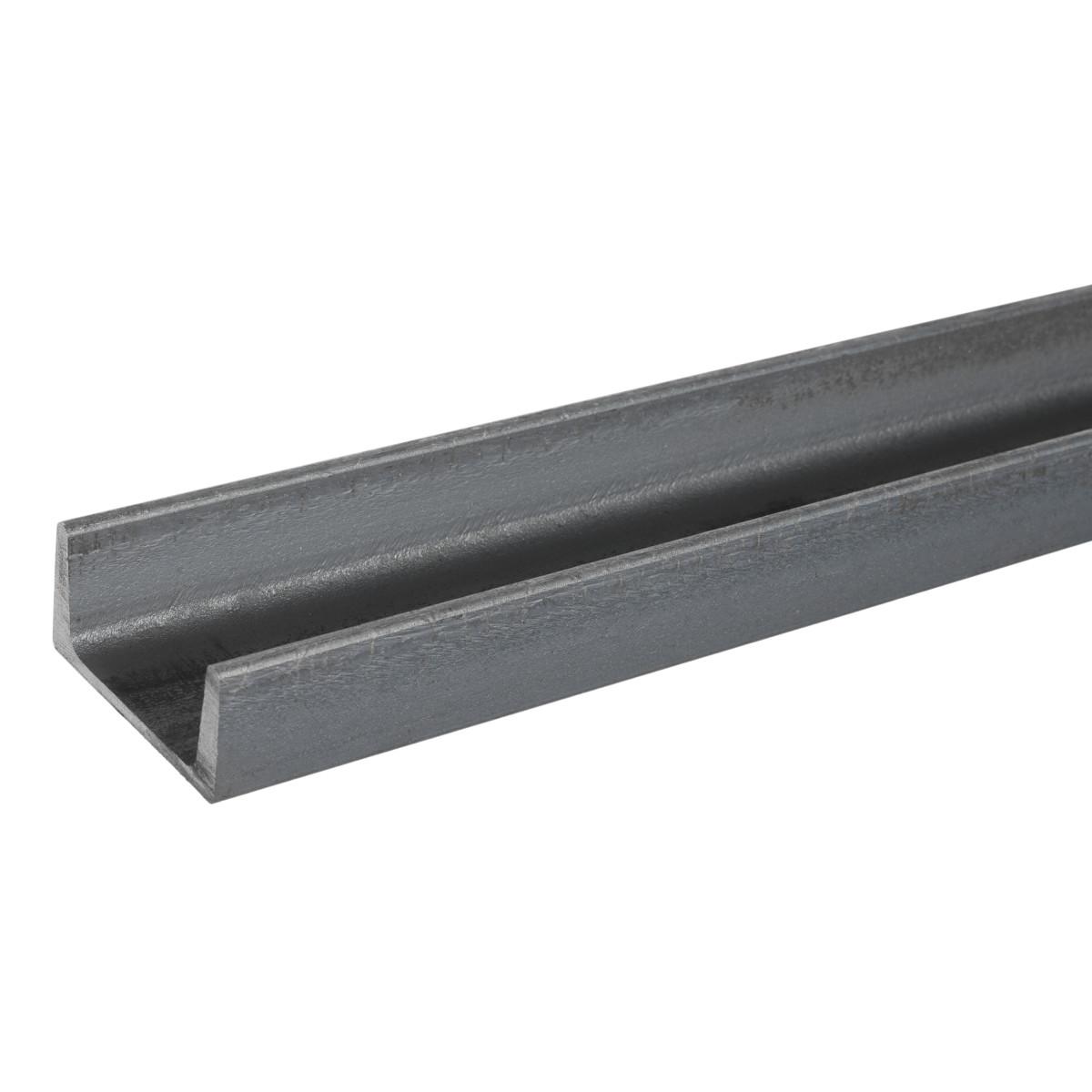 Швеллер металлический 80x6000 мм