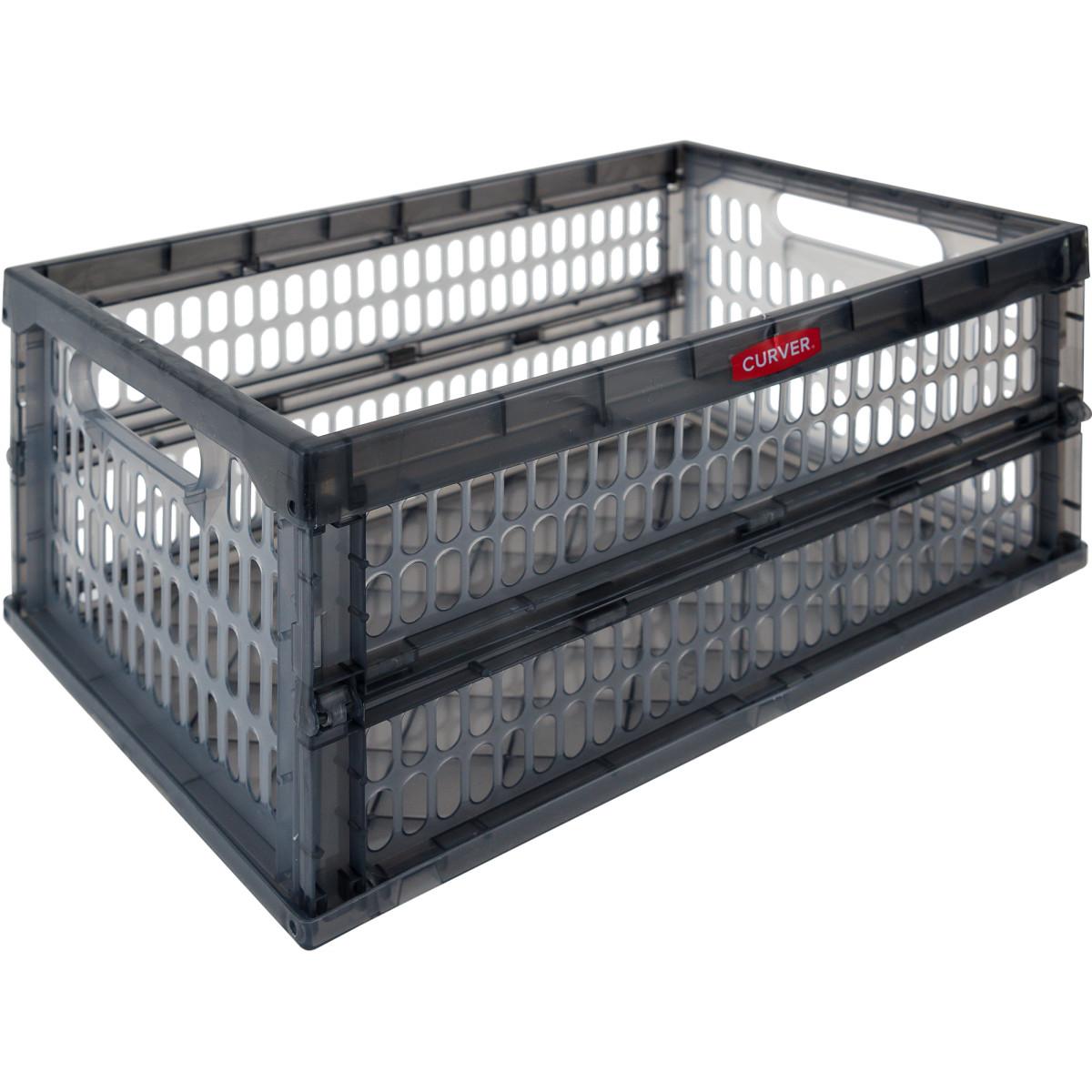 Ящик для рассады Keter Mini складной 34x24x17 см цвет черный