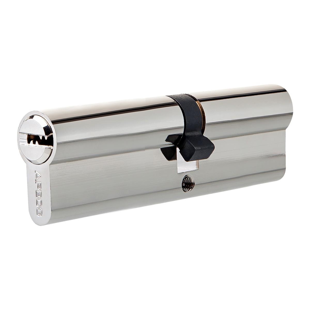 Цилиндр Apecs SM-100(40/60)-NI 40x60 мм ключ/ключ цвет никель