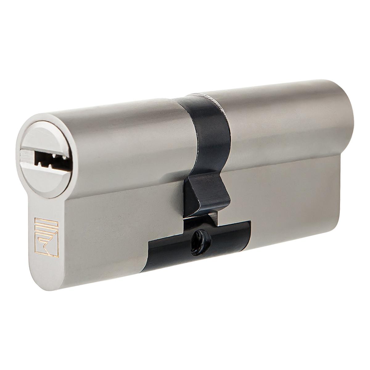 Цилиндр Apecs Premier XR-60-NI 30x30 мм ключ/ключ цвет никель