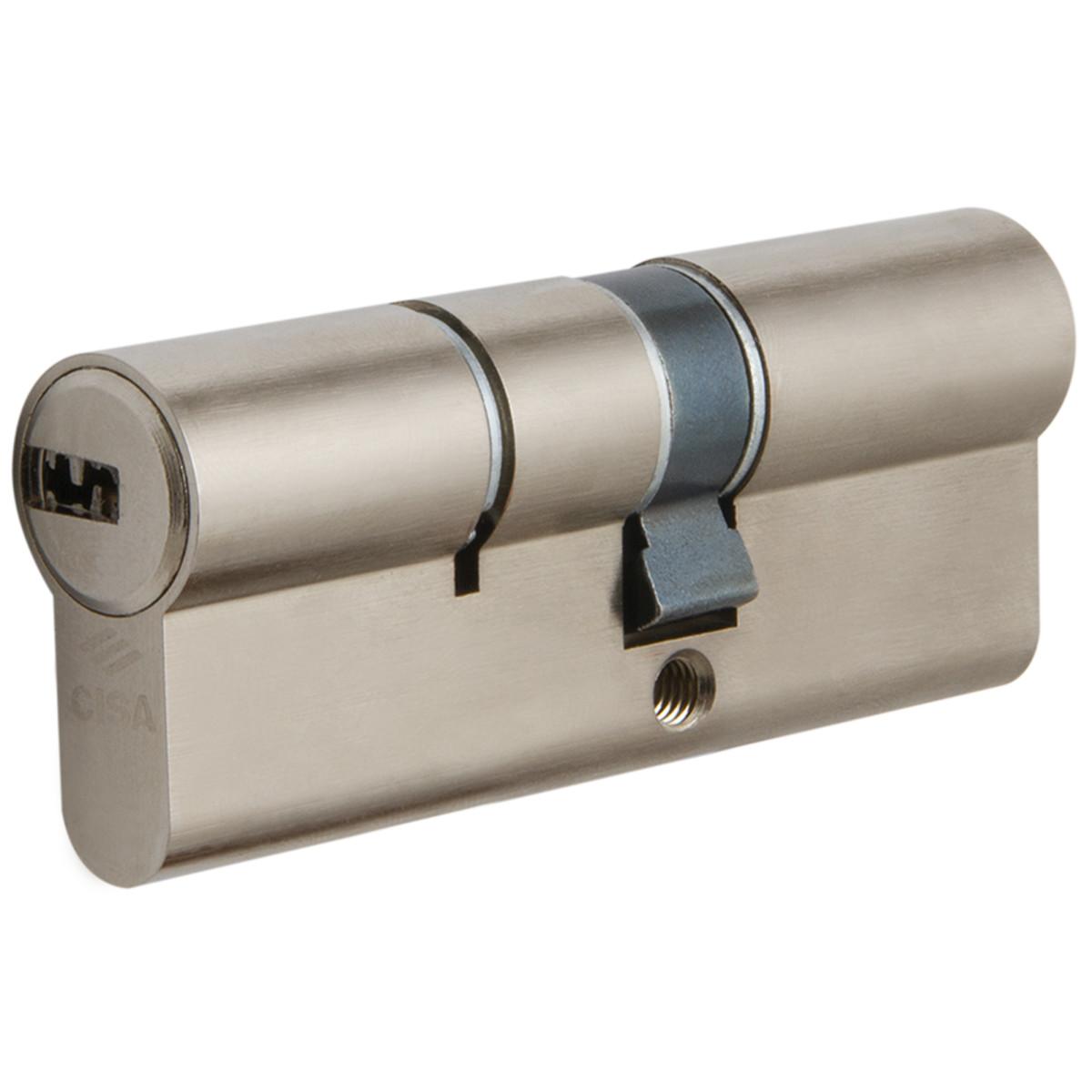 Цилиндр Cisa Astral ОА310-19.12 35x45 мм ключ/ключ цвет никель