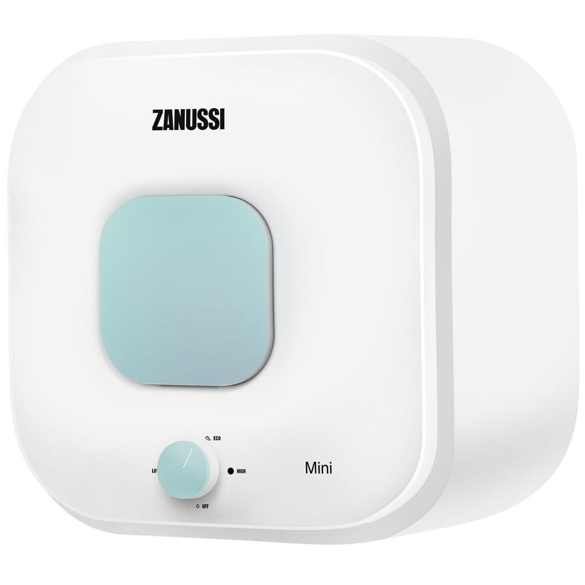 Электроводонагреватель накопительный Zanussi Mini U под мойкой 15 л эмаль