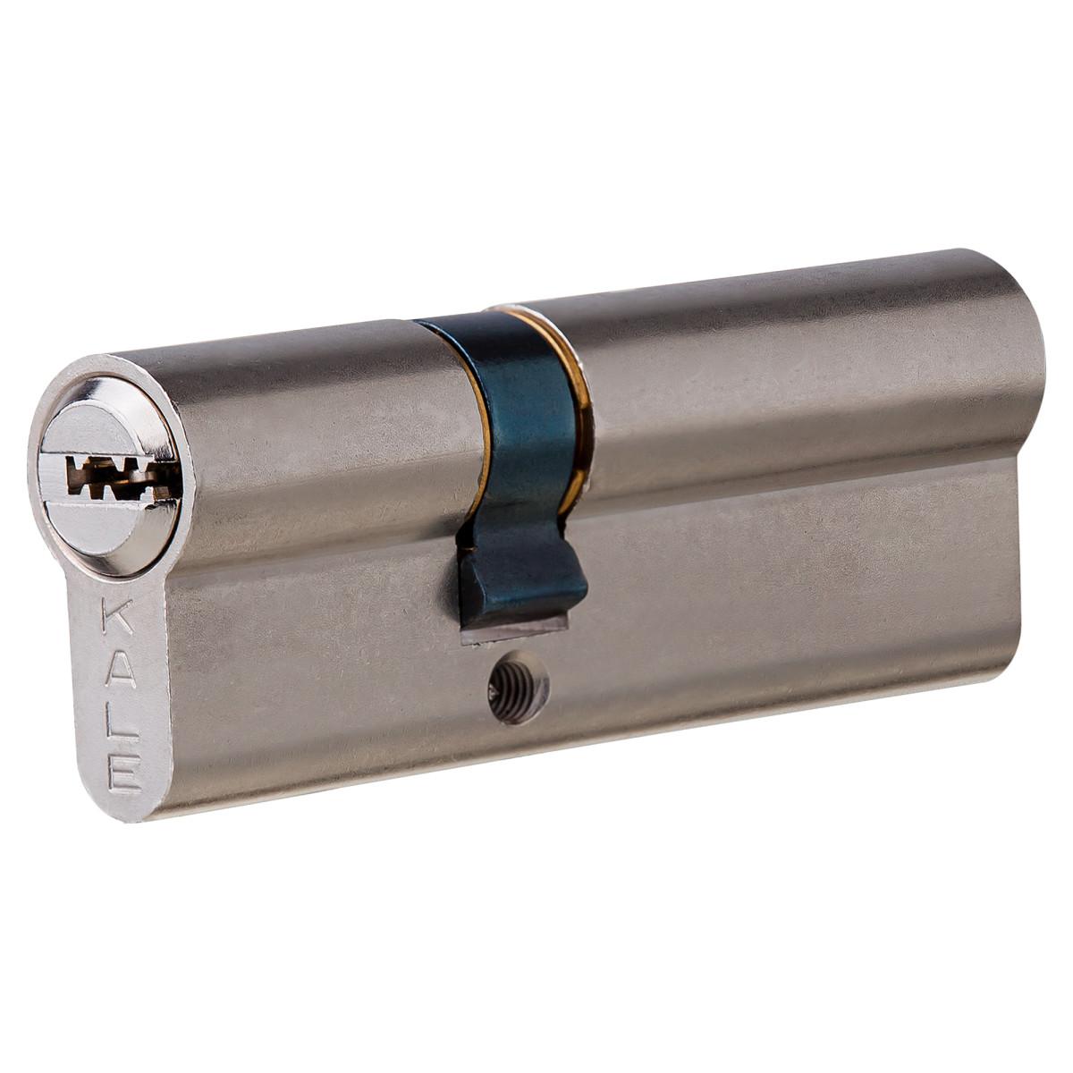 Цилиндр Kale 164SN-90-NP ключ/ключ цвет никель