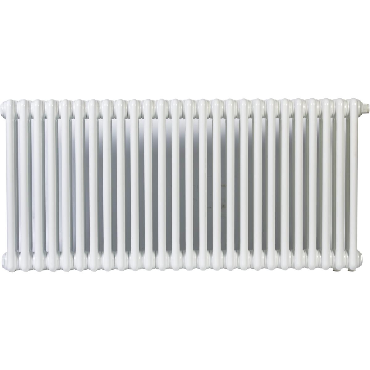 Радиатор стальной Irsap Tesi 30565 26 секций нижнее подключение белый