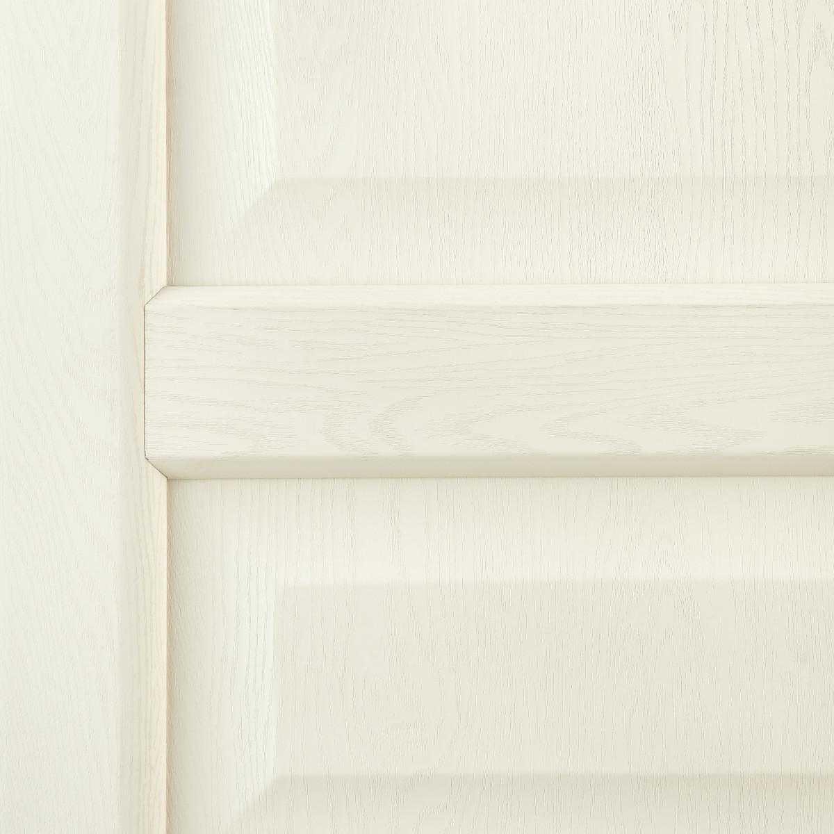 Дверь Межкомнатная Глухая Artens Мария 80x200 Пвх Цвет Айвори С Фурнитурой