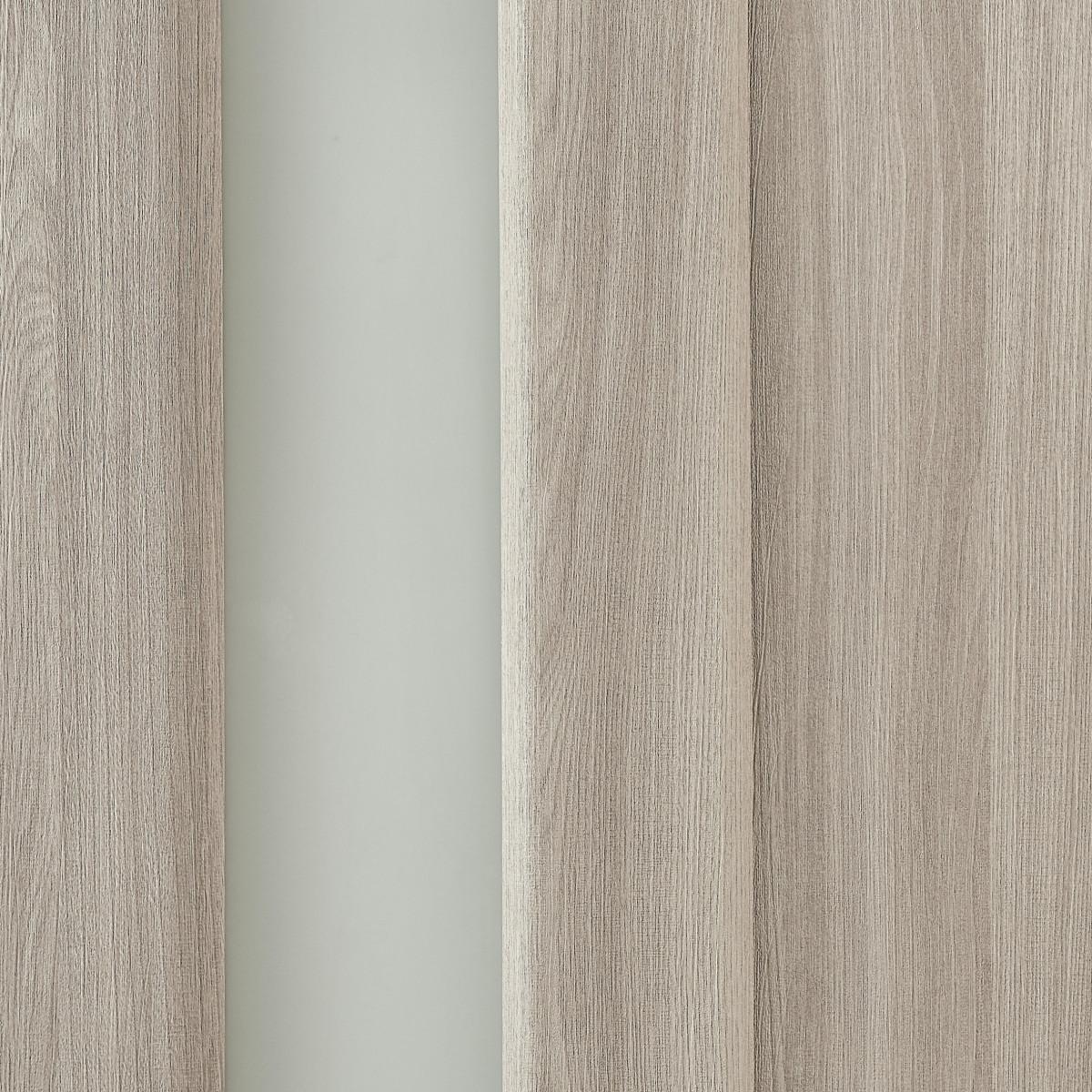Дверь Межкомнатная Остеклённая Artens Мария 60x200 Пвх Цвет Шимо