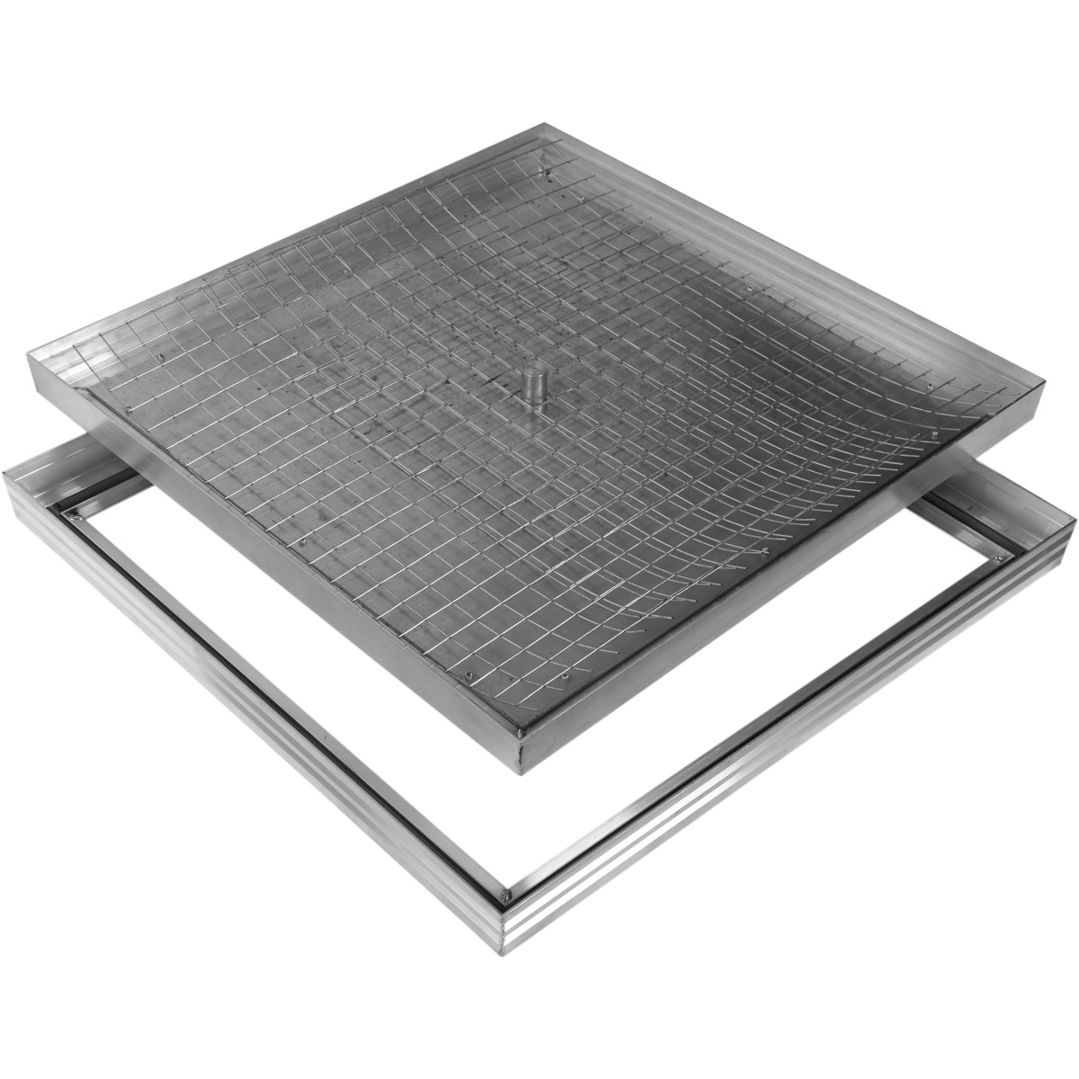 Люк ревизионный MaxiFloor напольный 60x60 см