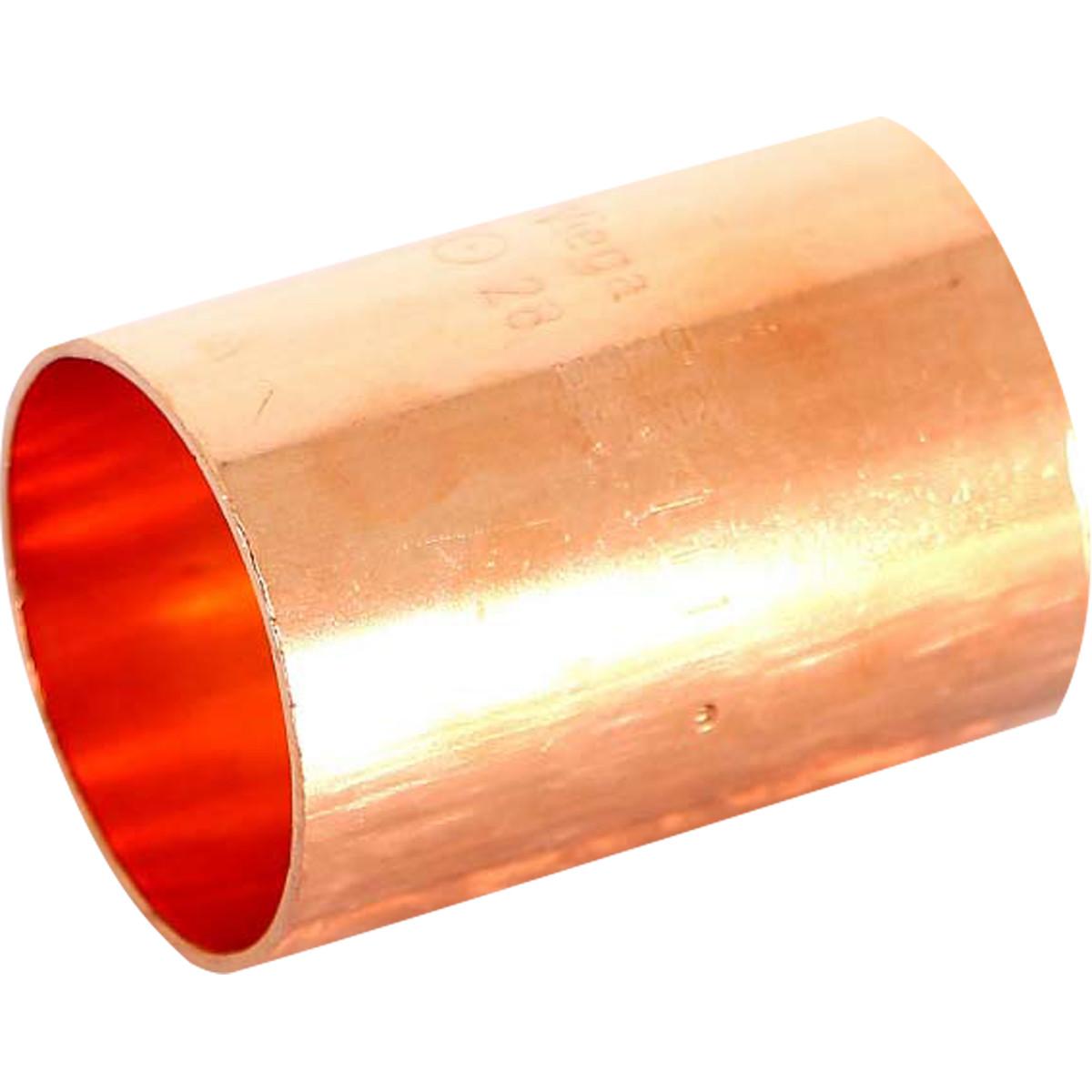 Муфта пайка Viega 28 мм медь