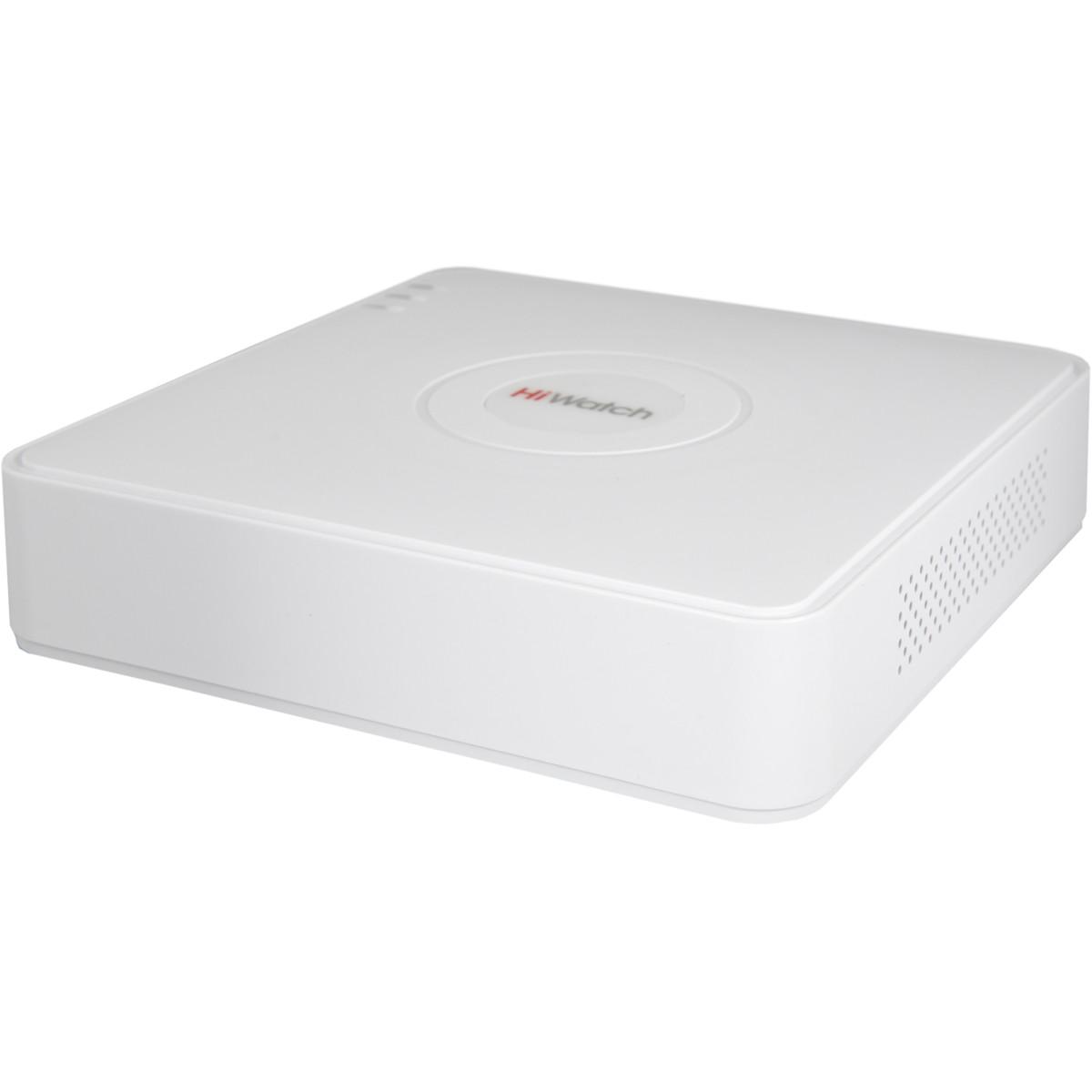 Комплект Регистратор Для Видеонаблюдения Hiwatch Ds-N208(B)